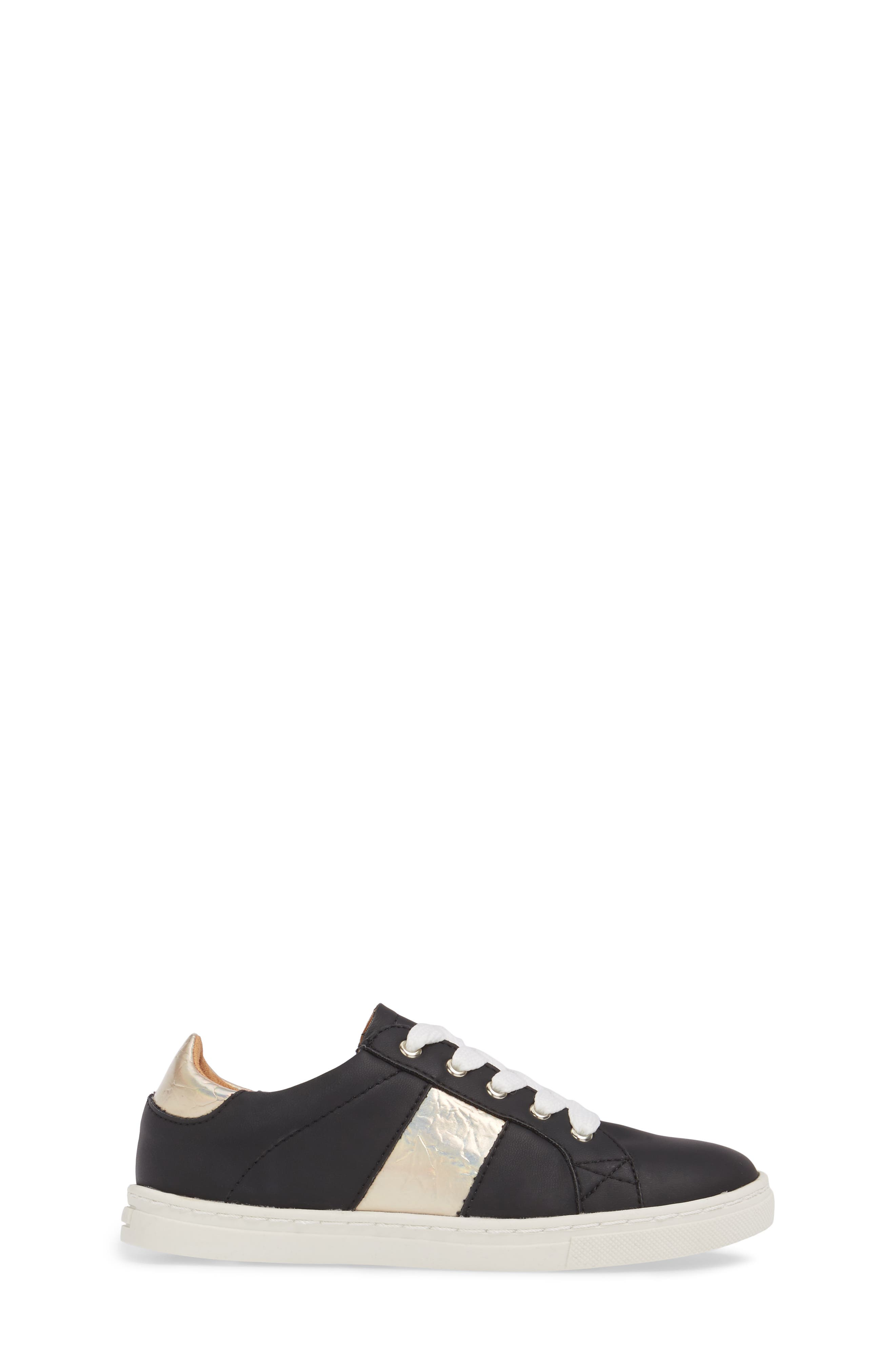 Ziggy Sneaker,                             Alternate thumbnail 3, color,                             001