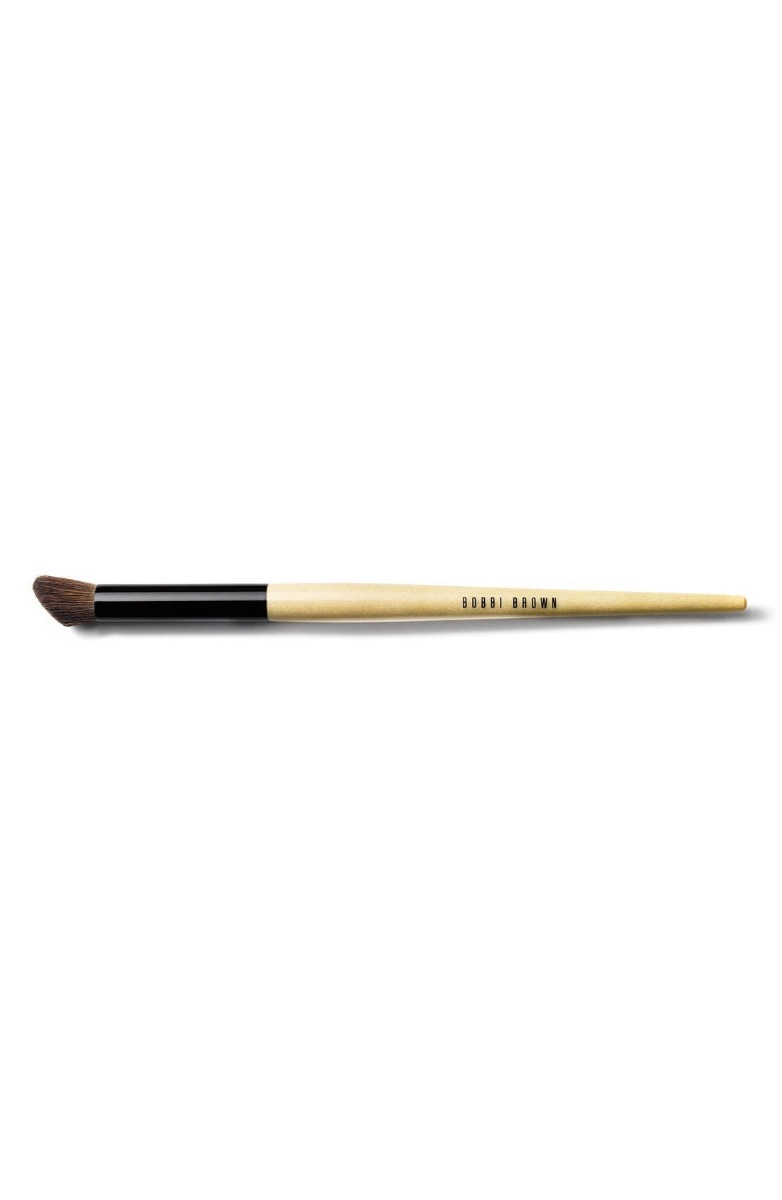 Eye Contour Brush,                             Main thumbnail 1, color,                             000