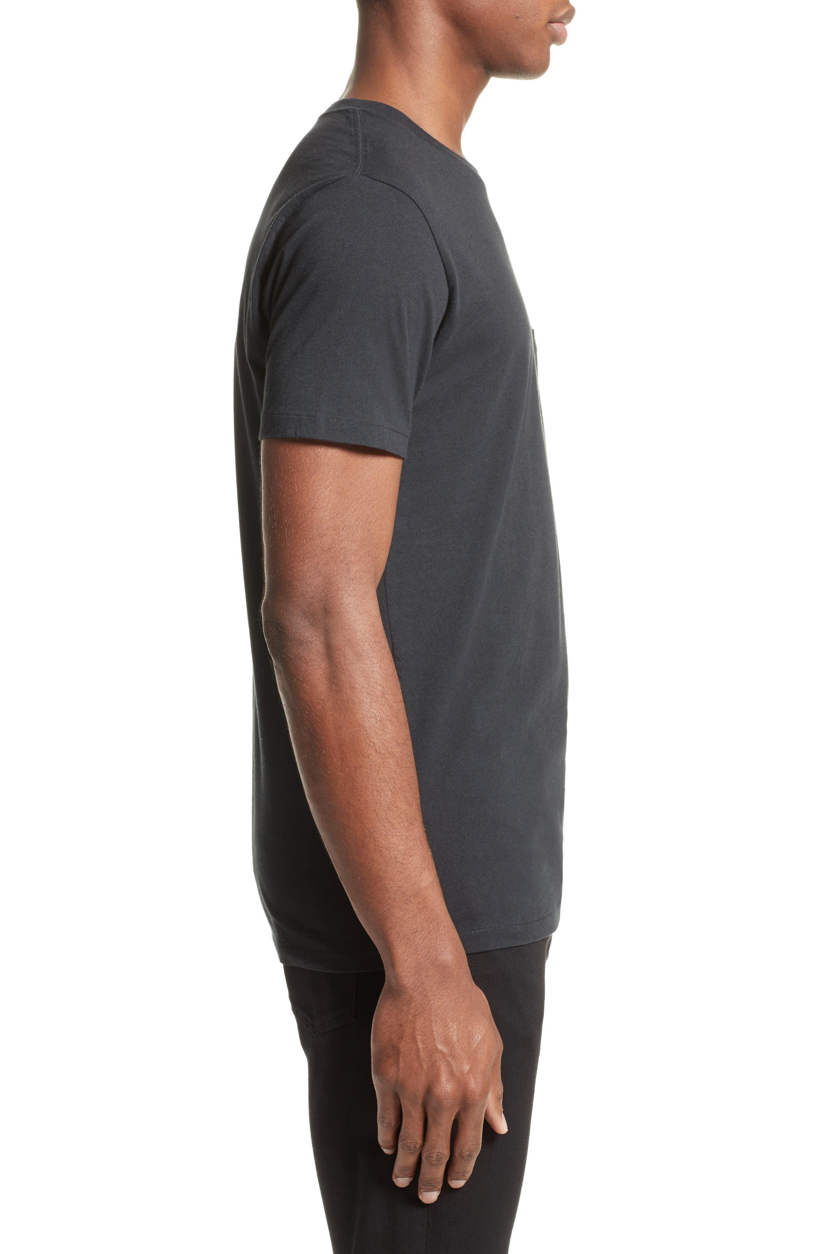 Pocket T-Shirt,                             Alternate thumbnail 3, color,