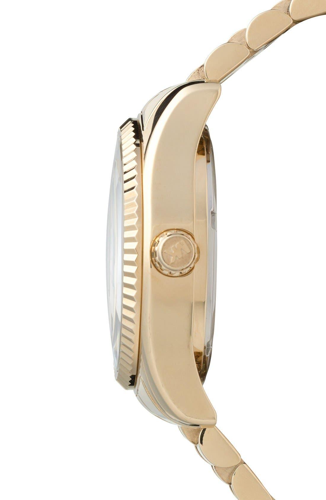 'Lexington' Chronograph Bracelet Watch, 38mm,                             Alternate thumbnail 29, color,