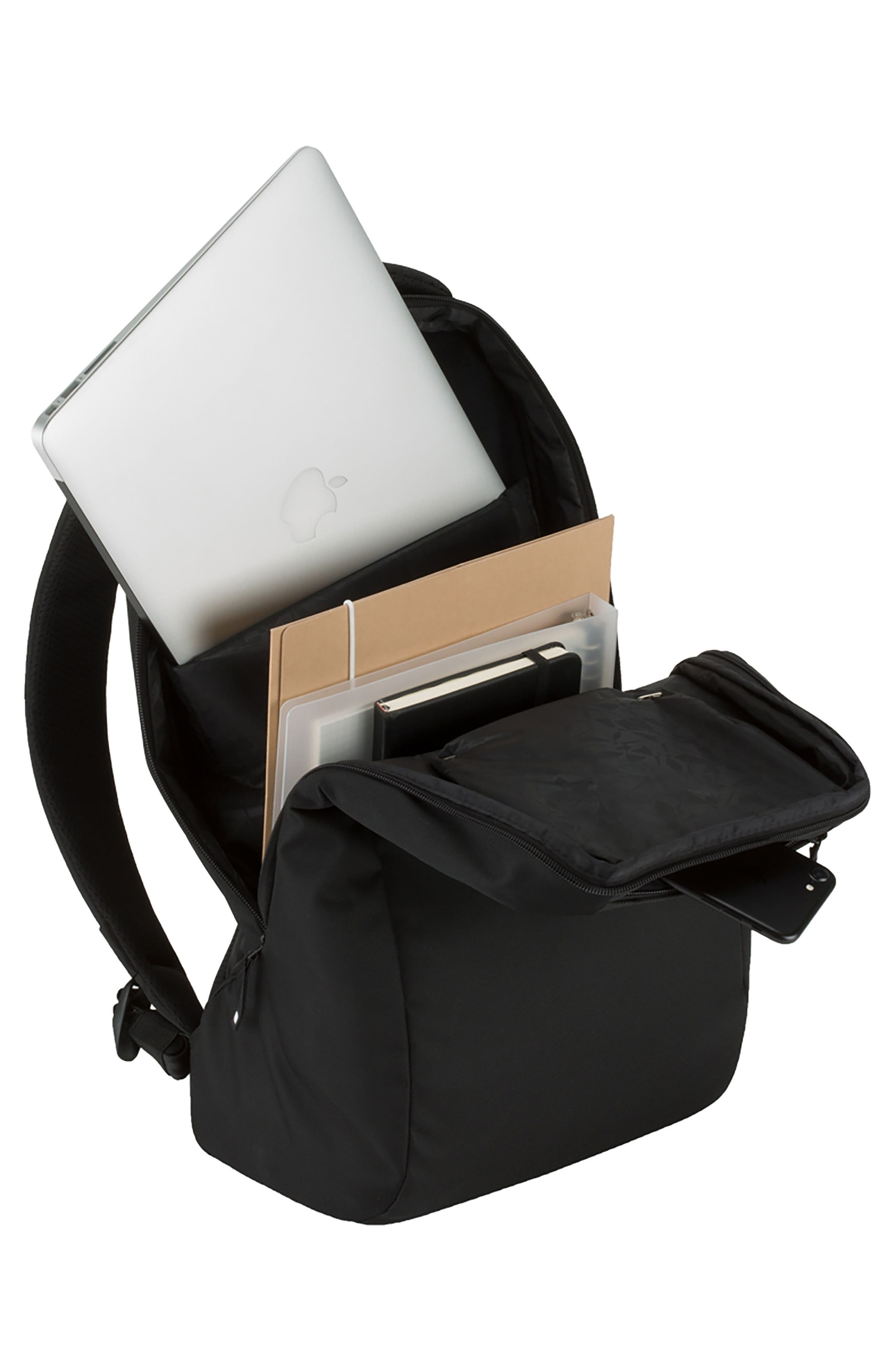 Icon Lite Backpack,                             Alternate thumbnail 2, color,                             BLACK