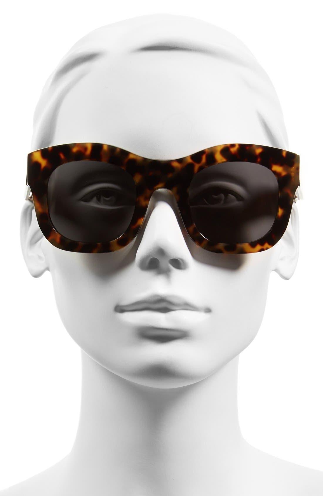 'Hamilton' 49mm Retro Sunglasses,                             Alternate thumbnail 16, color,