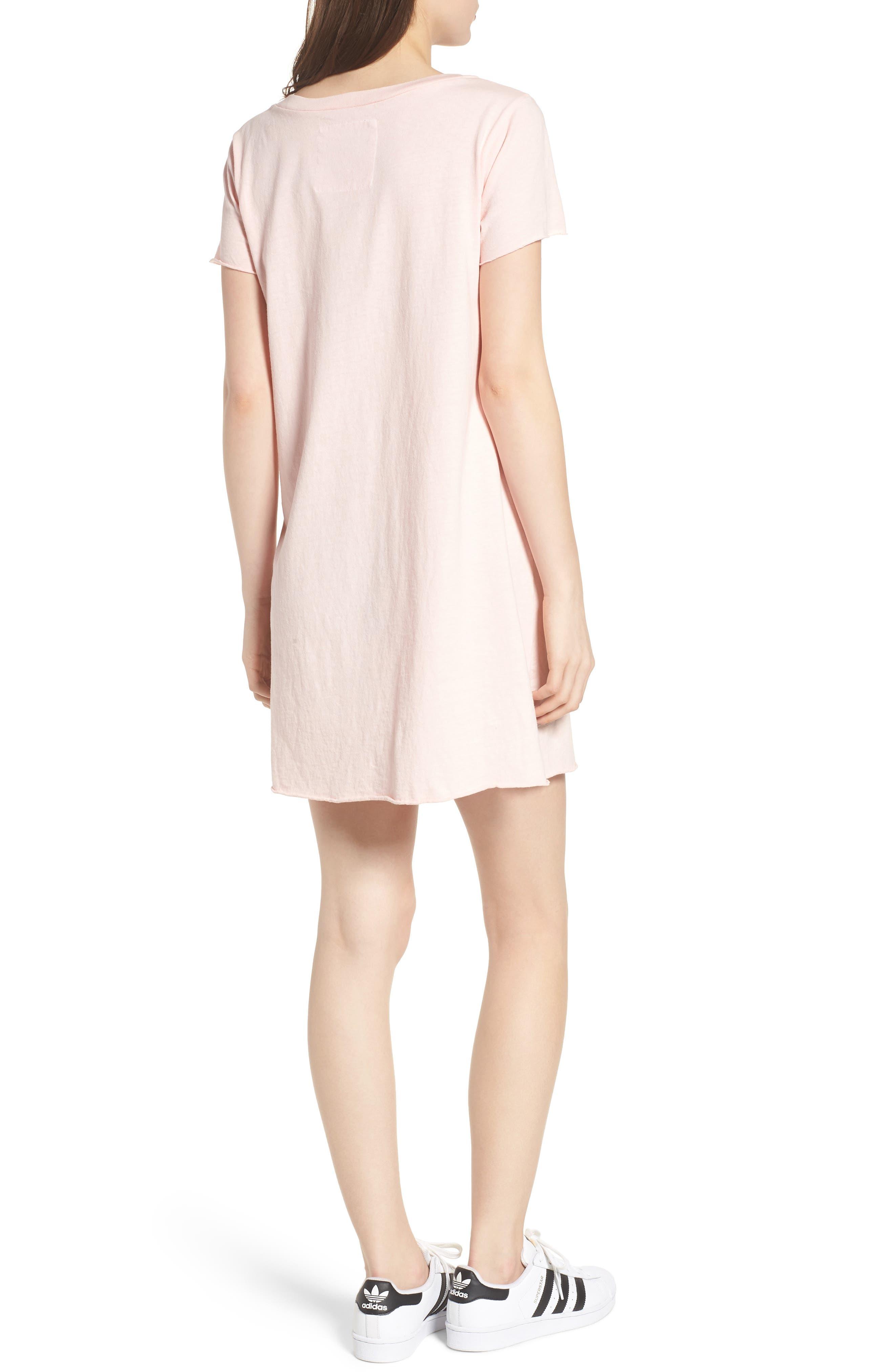Tunic Minidress,                             Alternate thumbnail 2, color,