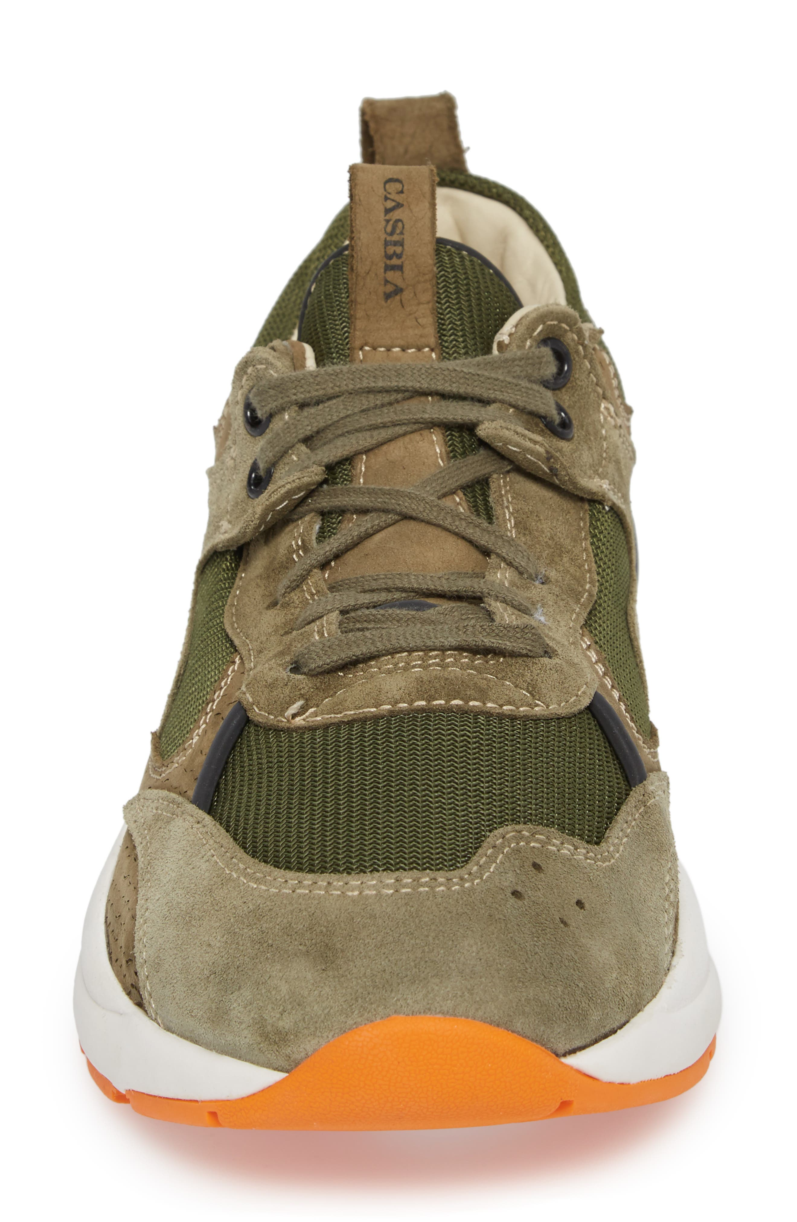 Champion Veloce Retro Sneaker,                             Alternate thumbnail 4, color,                             300