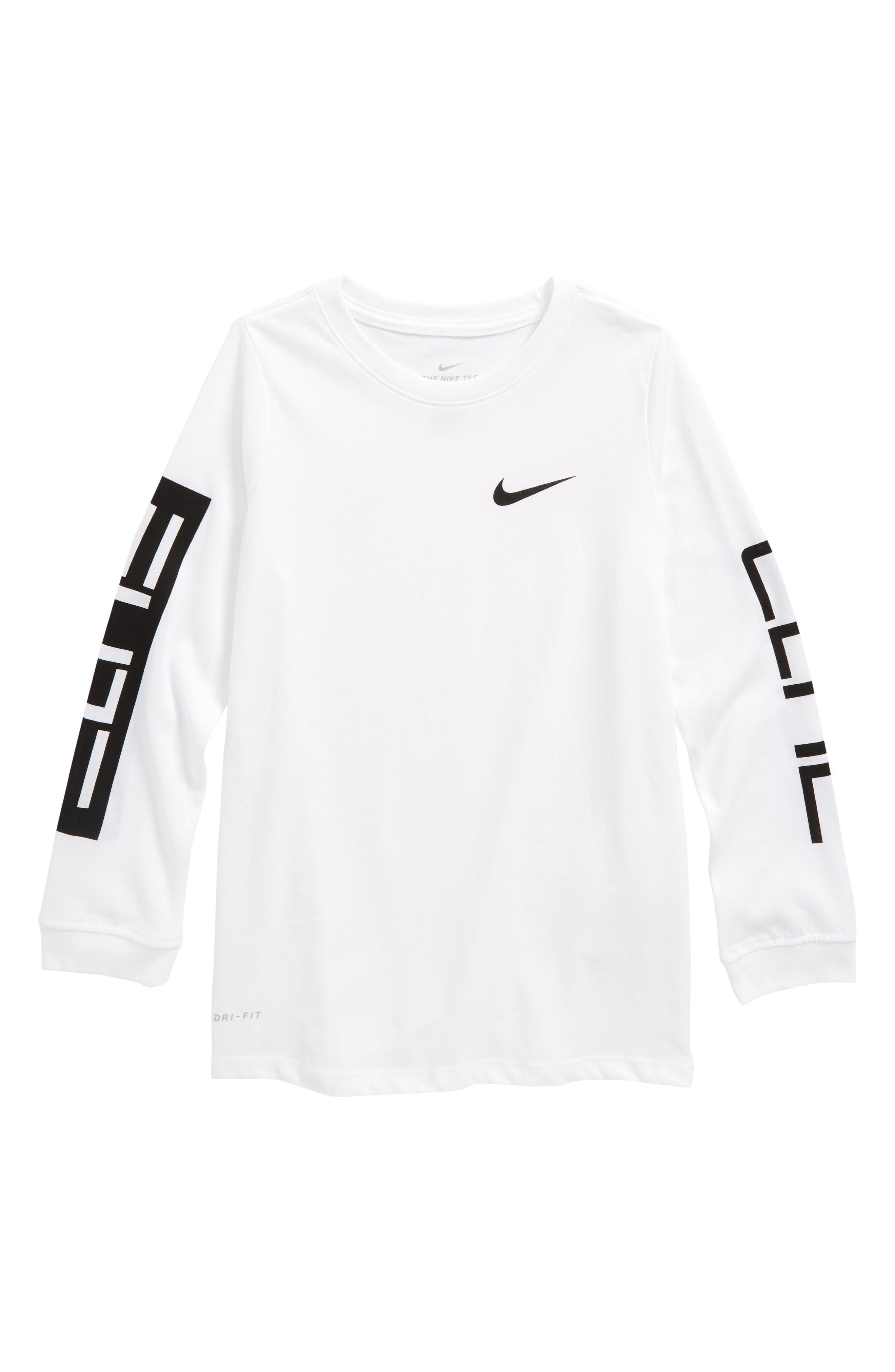 Dry Elite Long Sleeve T-Shirt,                             Main thumbnail 2, color,