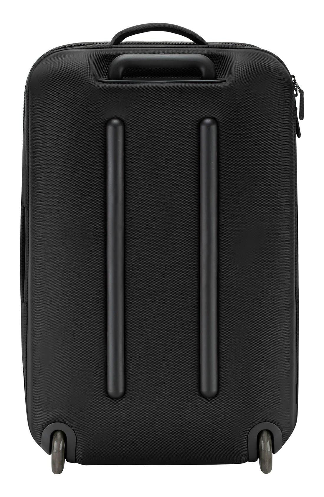 VIA 34 Inch Wheeled Suitcase,                             Alternate thumbnail 3, color,                             001