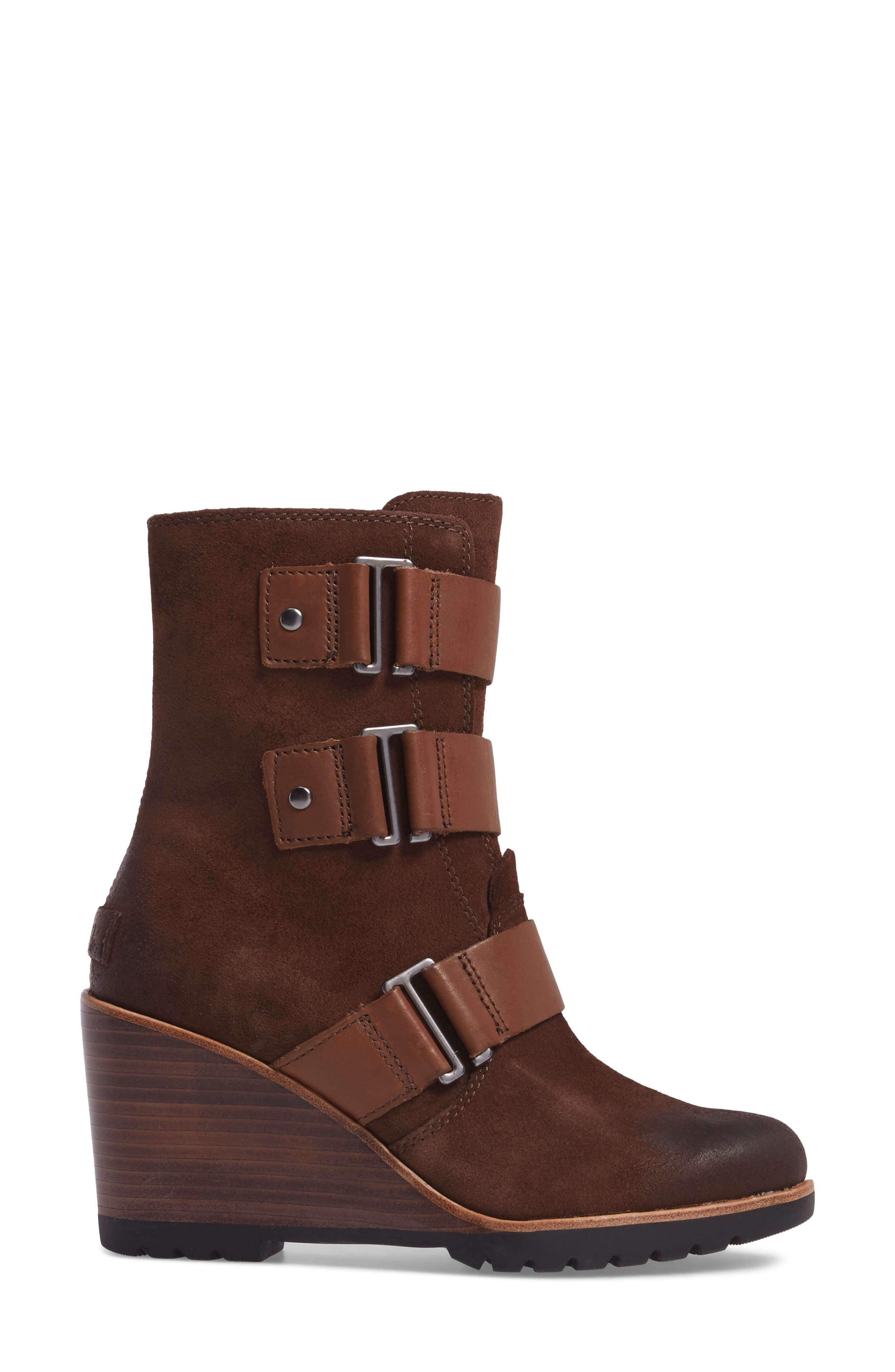 After Hours Waterproof Bootie,                             Alternate thumbnail 8, color,
