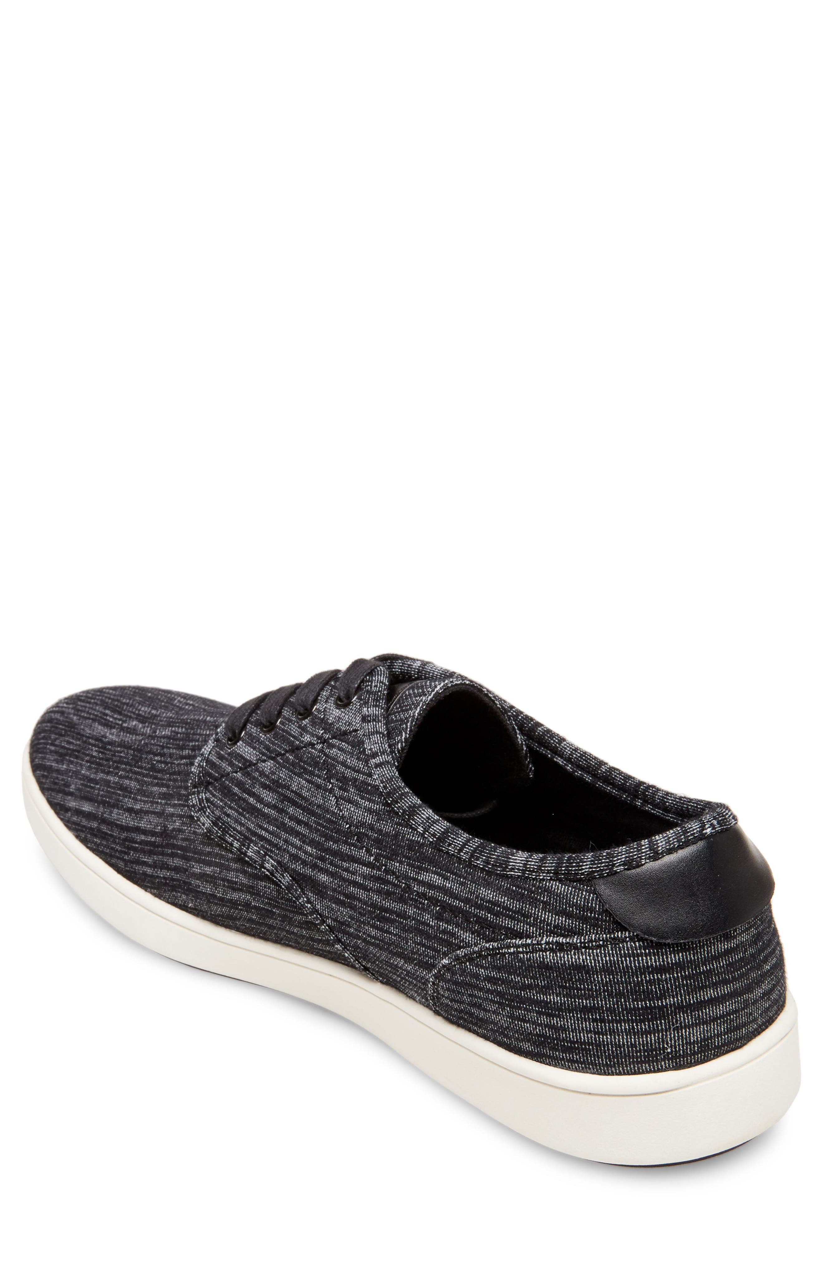 Fandom Slubbed Sneaker,                             Alternate thumbnail 3, color,