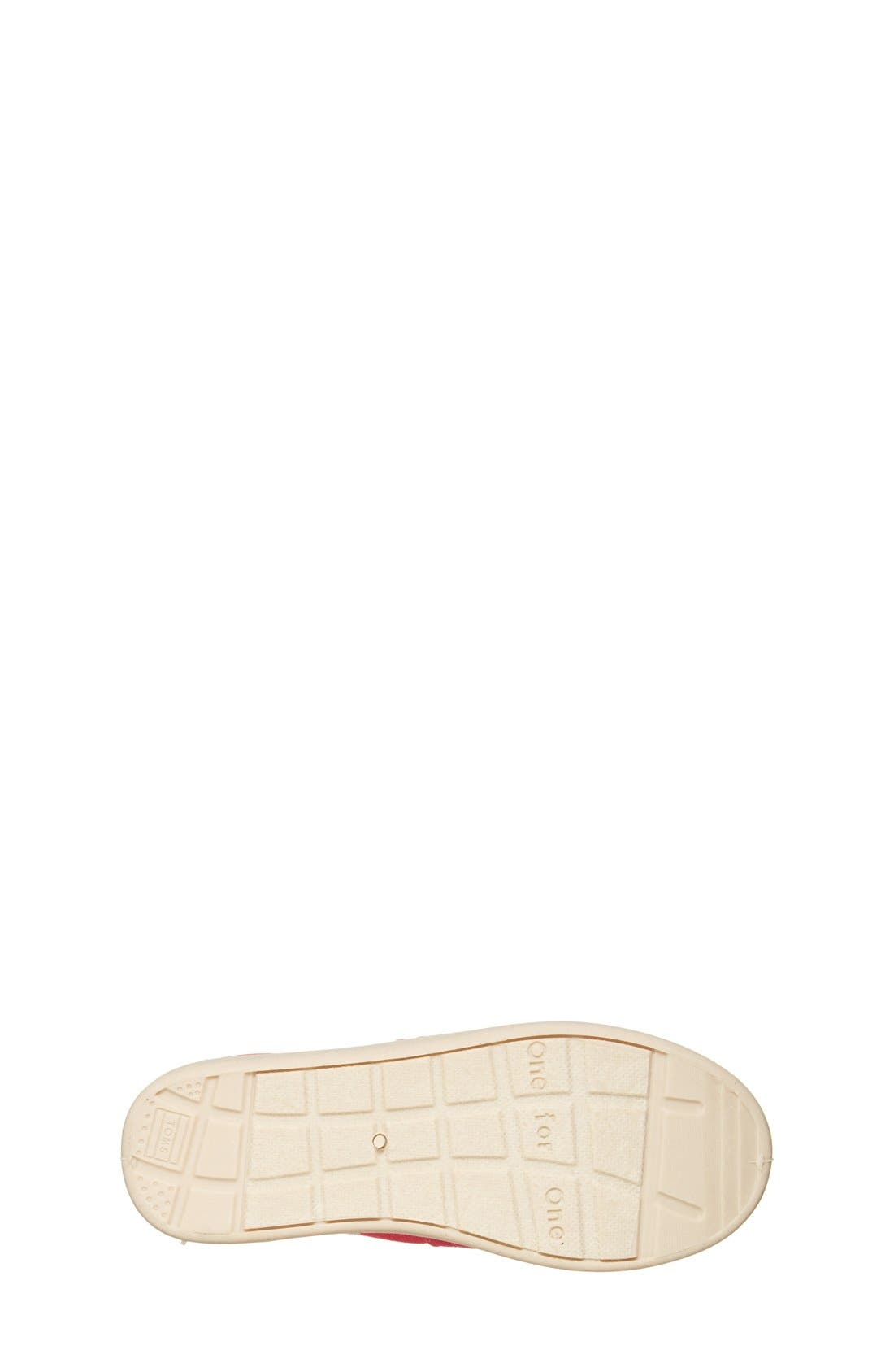 'Classic - Youth' Canvas Slip-On,                             Alternate thumbnail 12, color,