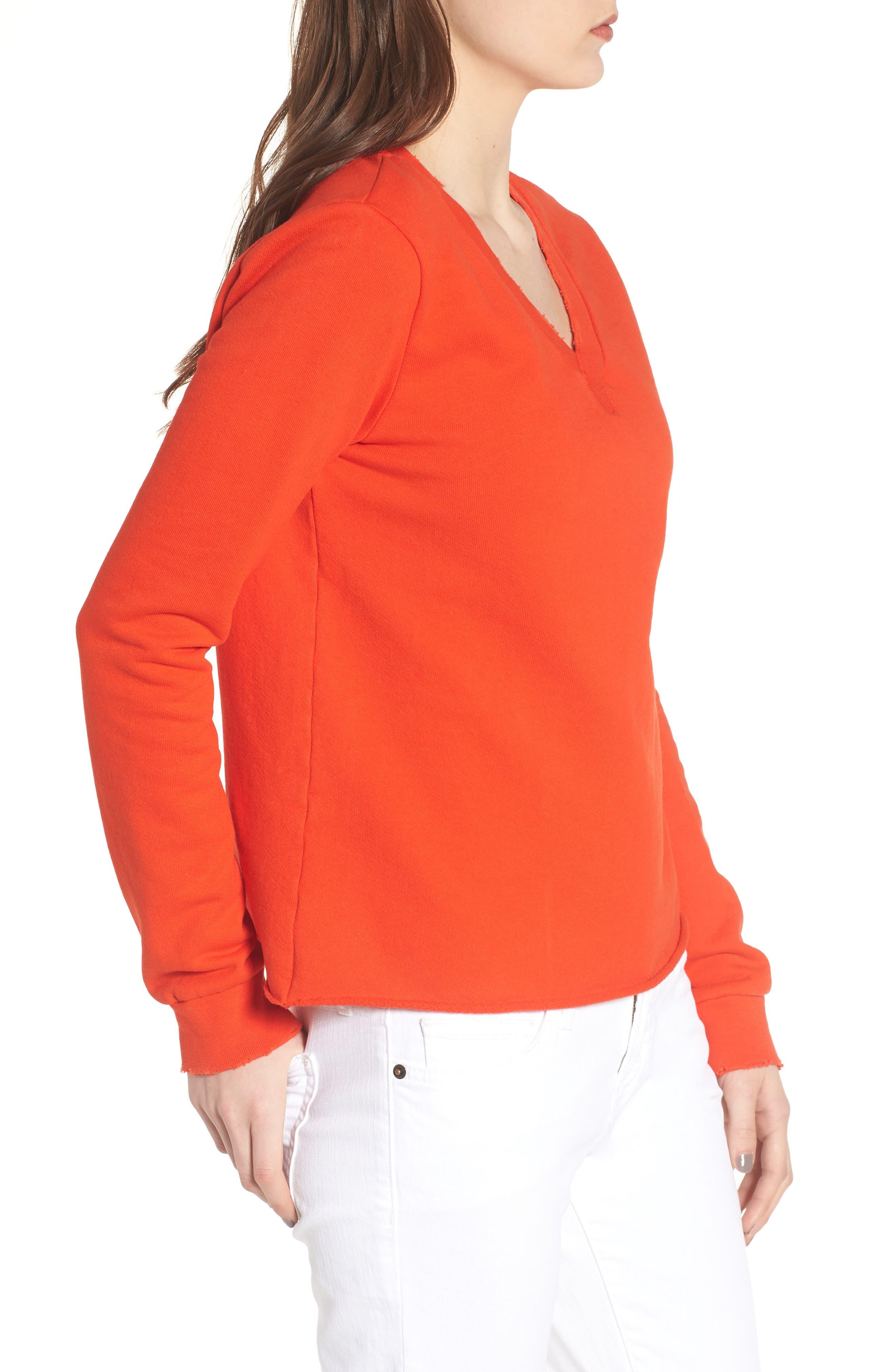 The Devon Sweatshirt,                             Alternate thumbnail 3, color,                             645