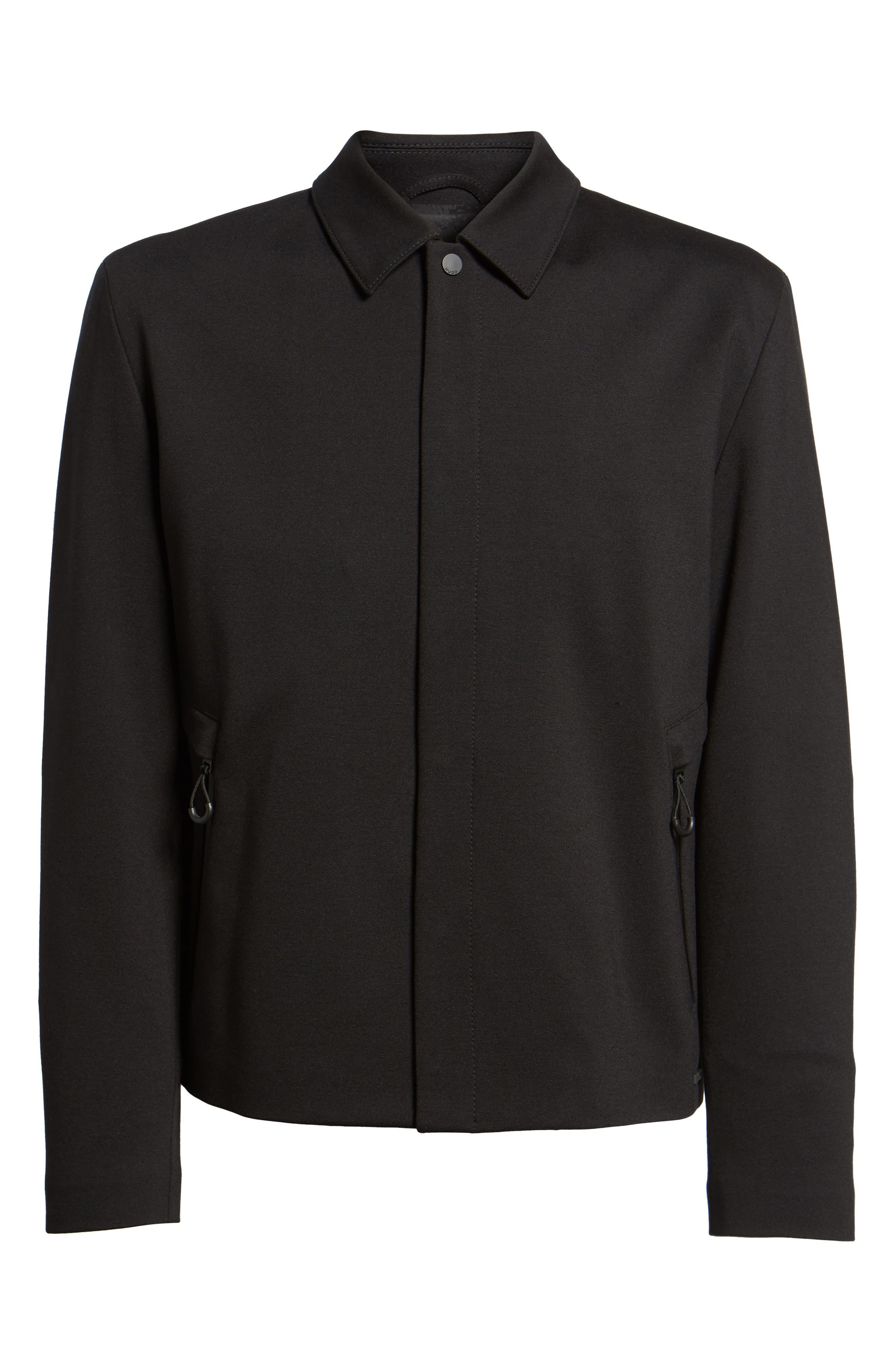 Hugo Boss Babenu Shirt Jacket,                             Alternate thumbnail 5, color,