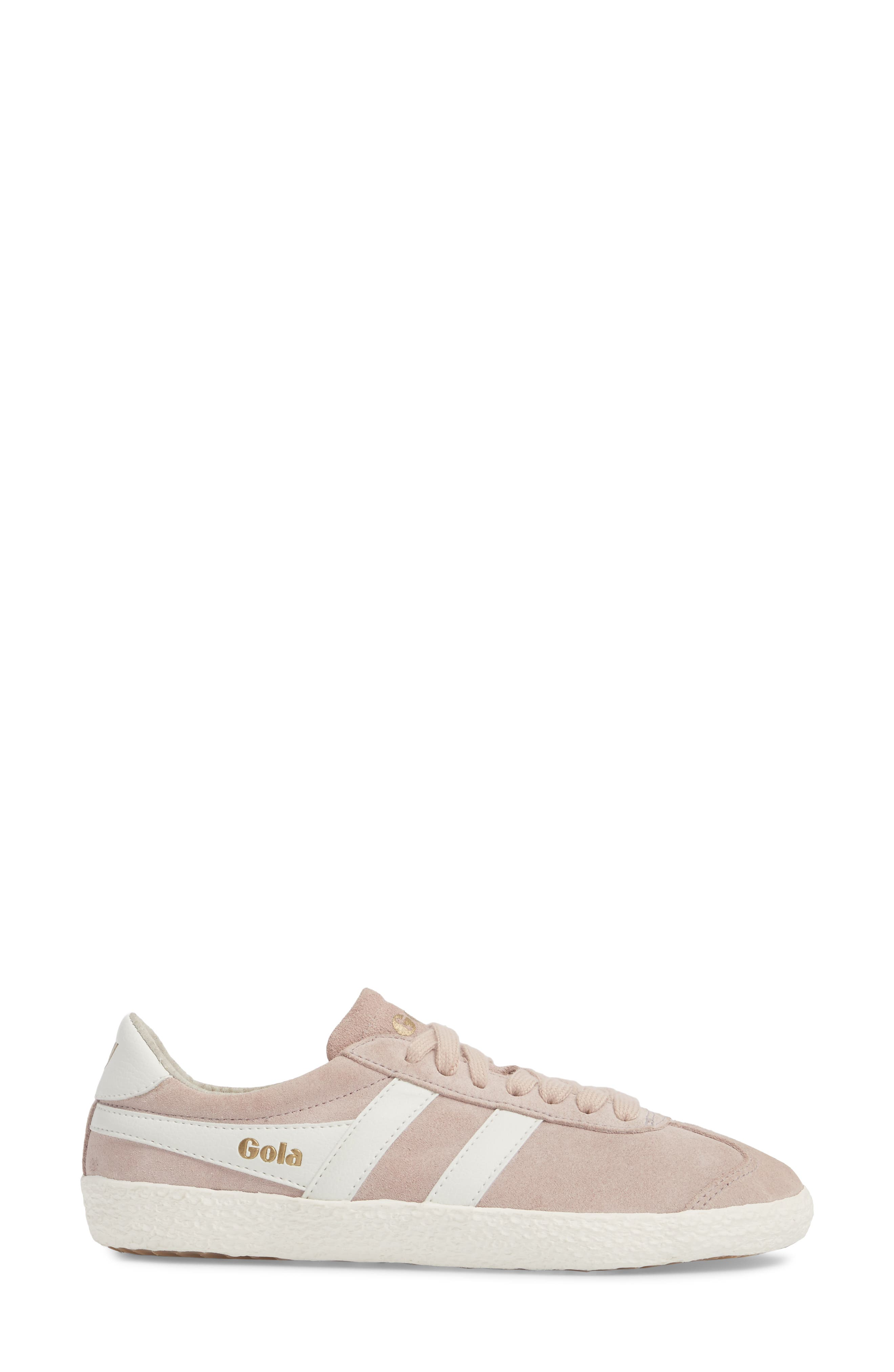 Specialist Low Top Sneaker,                             Alternate thumbnail 3, color,                             BLOSSOM/ OFF WHITE