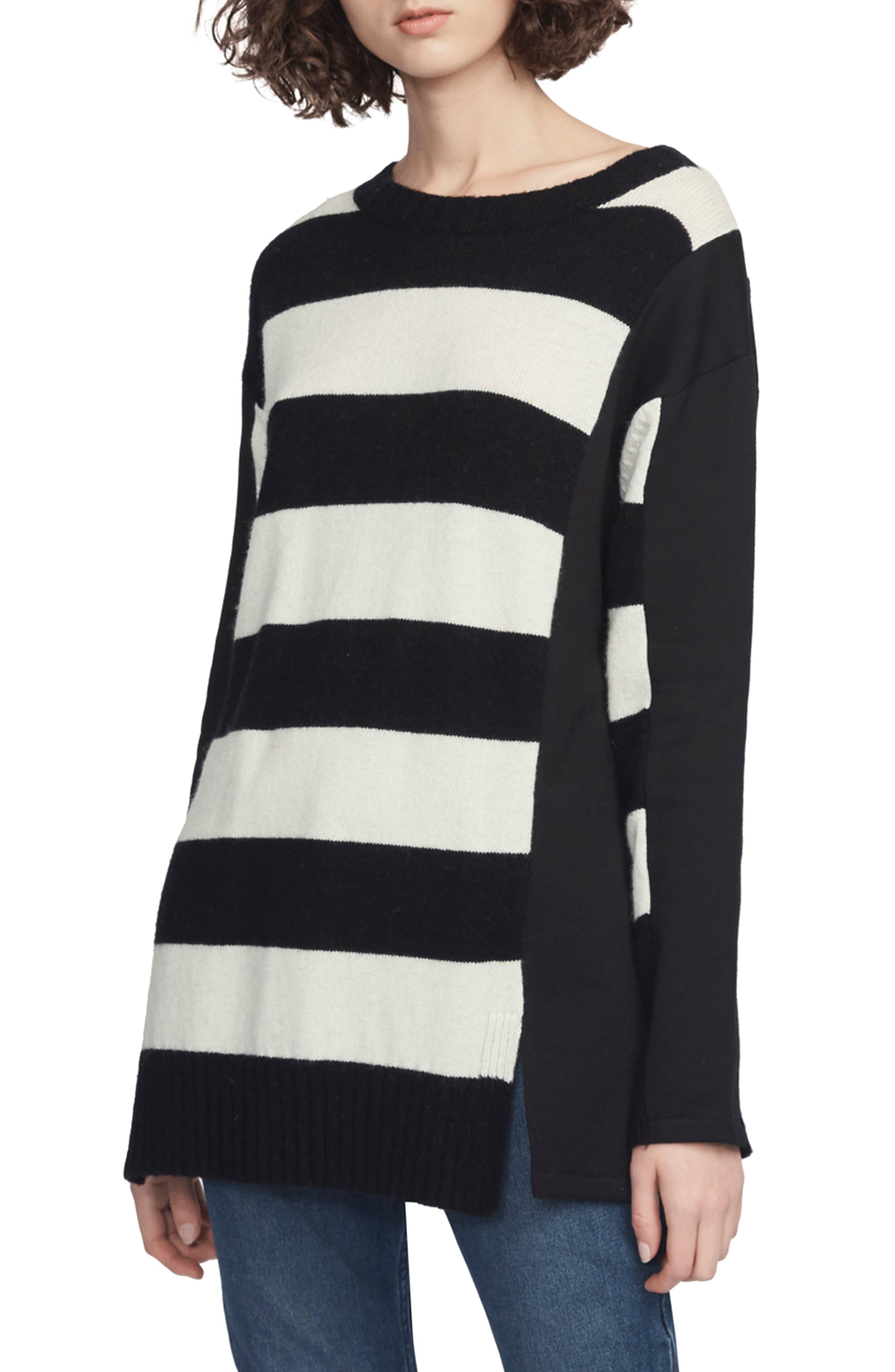 Ollie Stripe Sweater,                         Main,                         color, 001