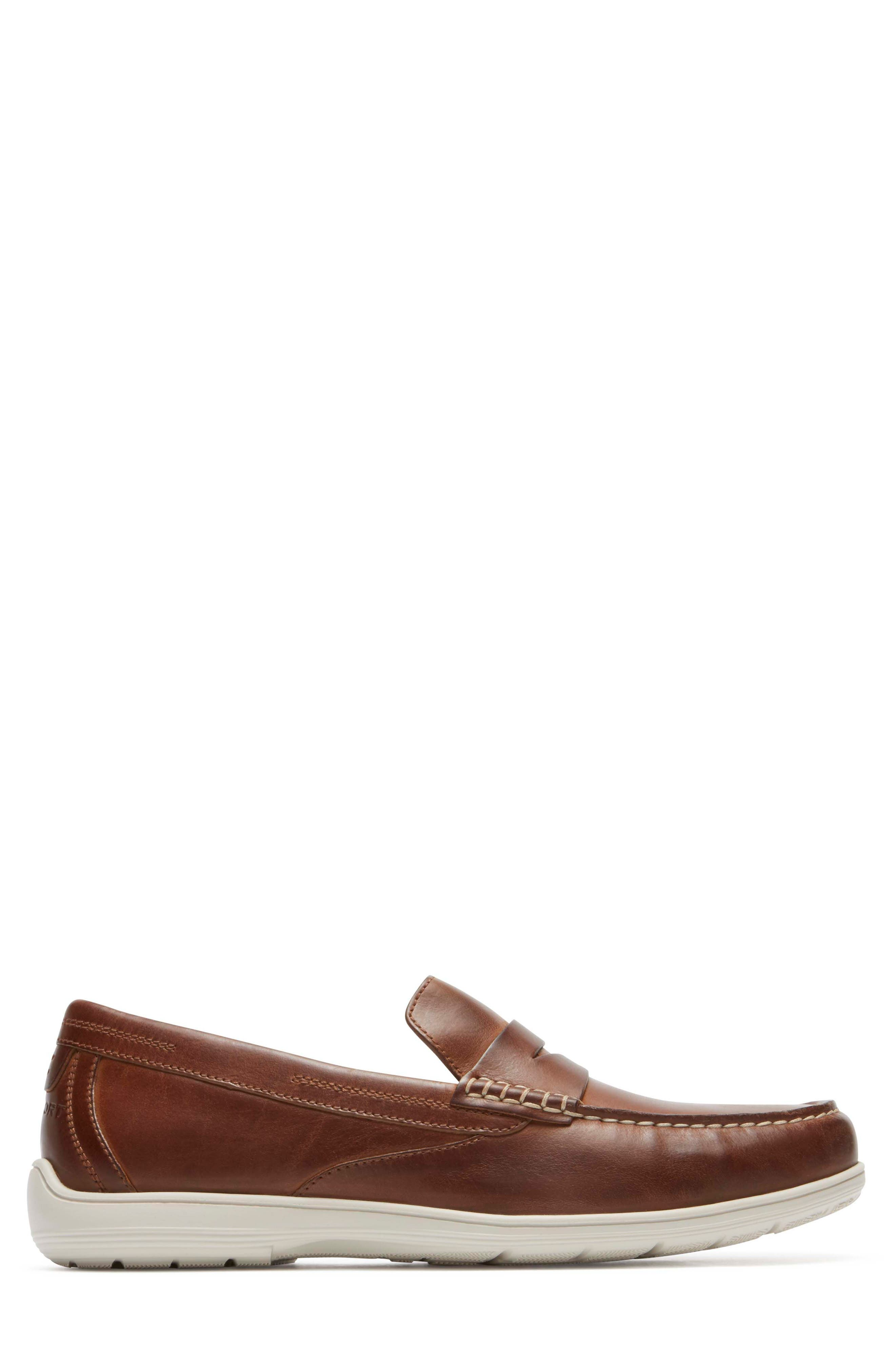 Total Motion Penny Loafer,                             Alternate thumbnail 7, color,