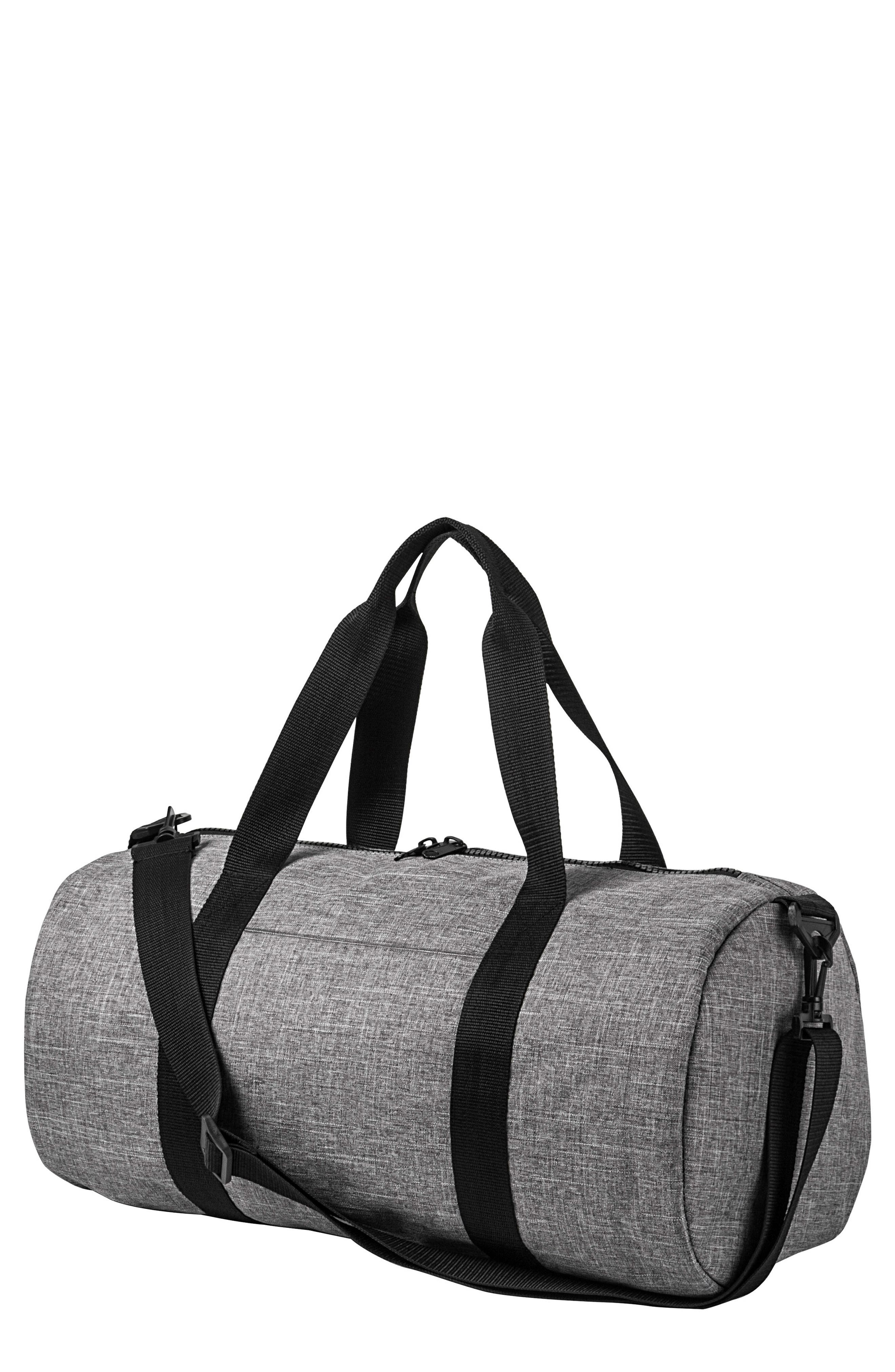 Monogram Duffel Bag,                         Main,                         color, GREY