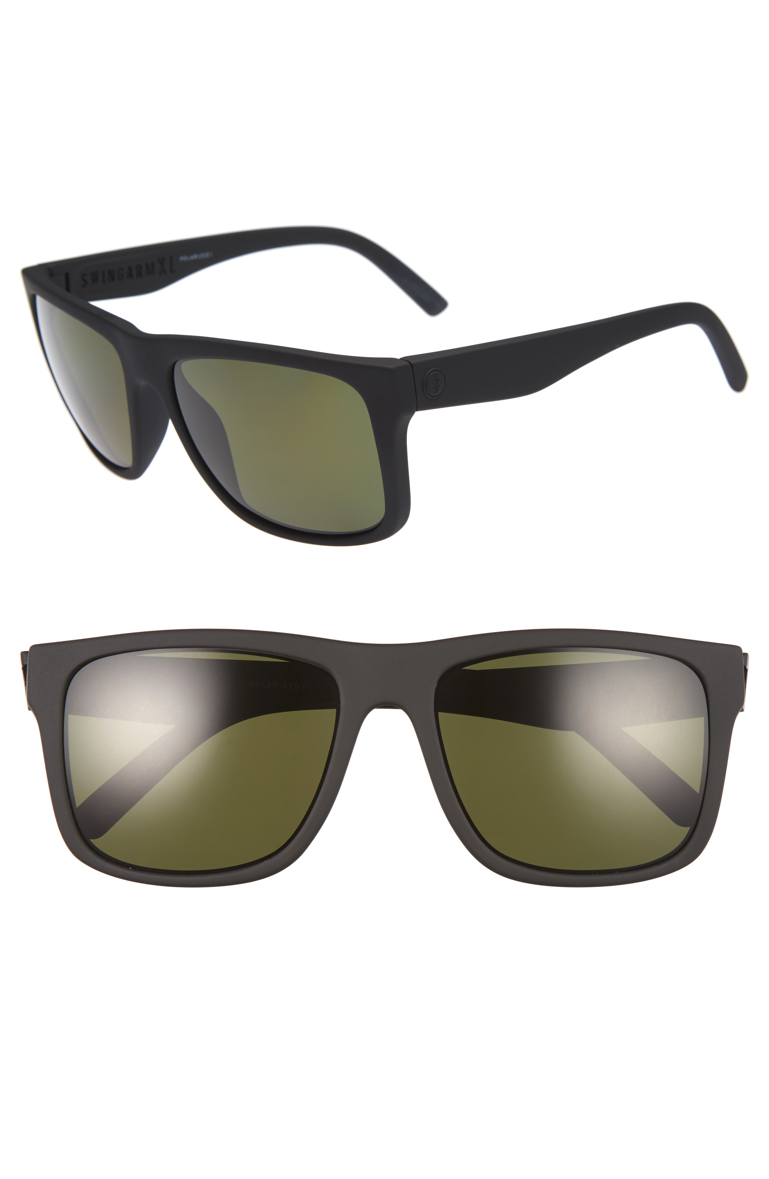 Swingarm XL 59mm Polarized Sunglasses,                         Main,                         color, 001