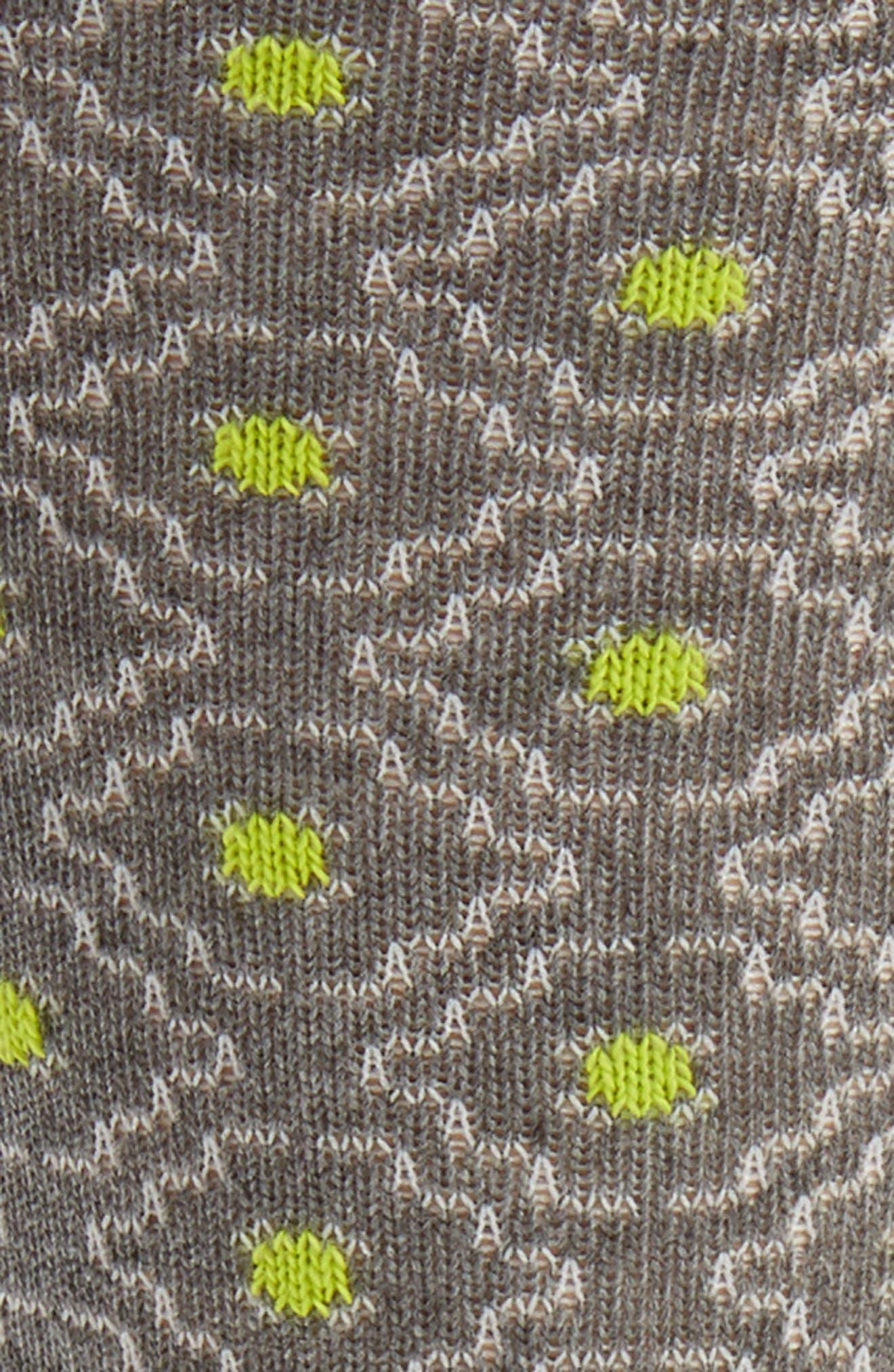 Norzec Geometric Sock,                             Alternate thumbnail 7, color,