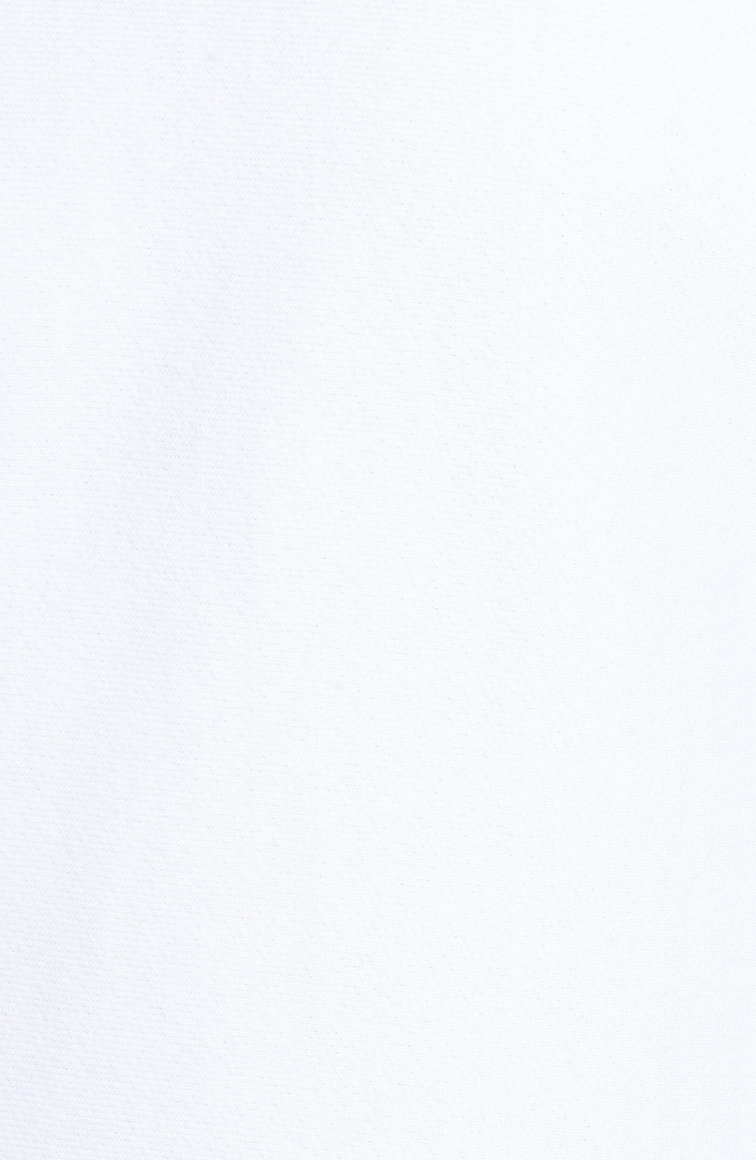 Sublimated Logo Sweatshirt,                             Alternate thumbnail 11, color,                             WHITE