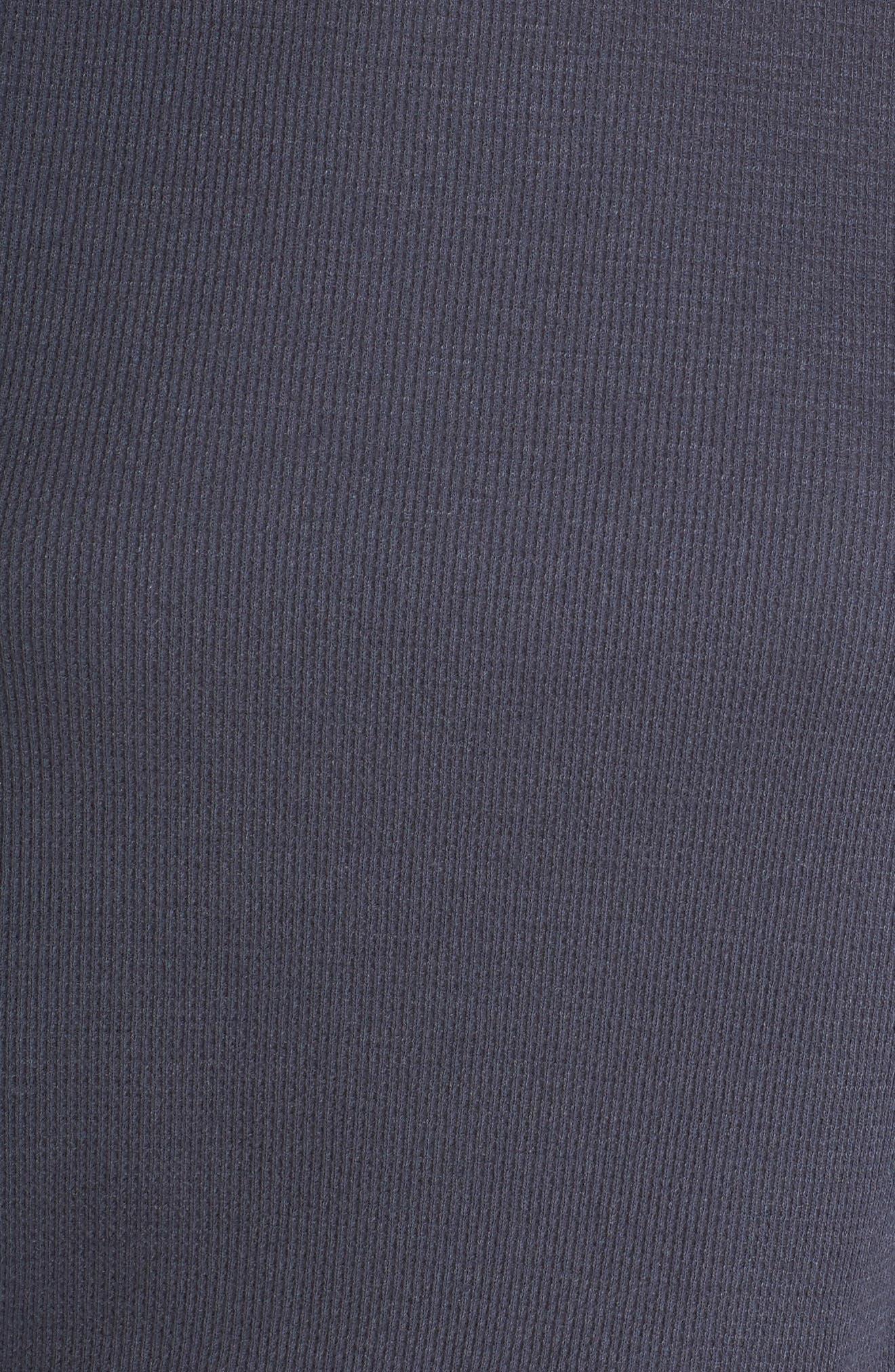 Thermal Short Pajamas,                             Alternate thumbnail 5, color,                             410