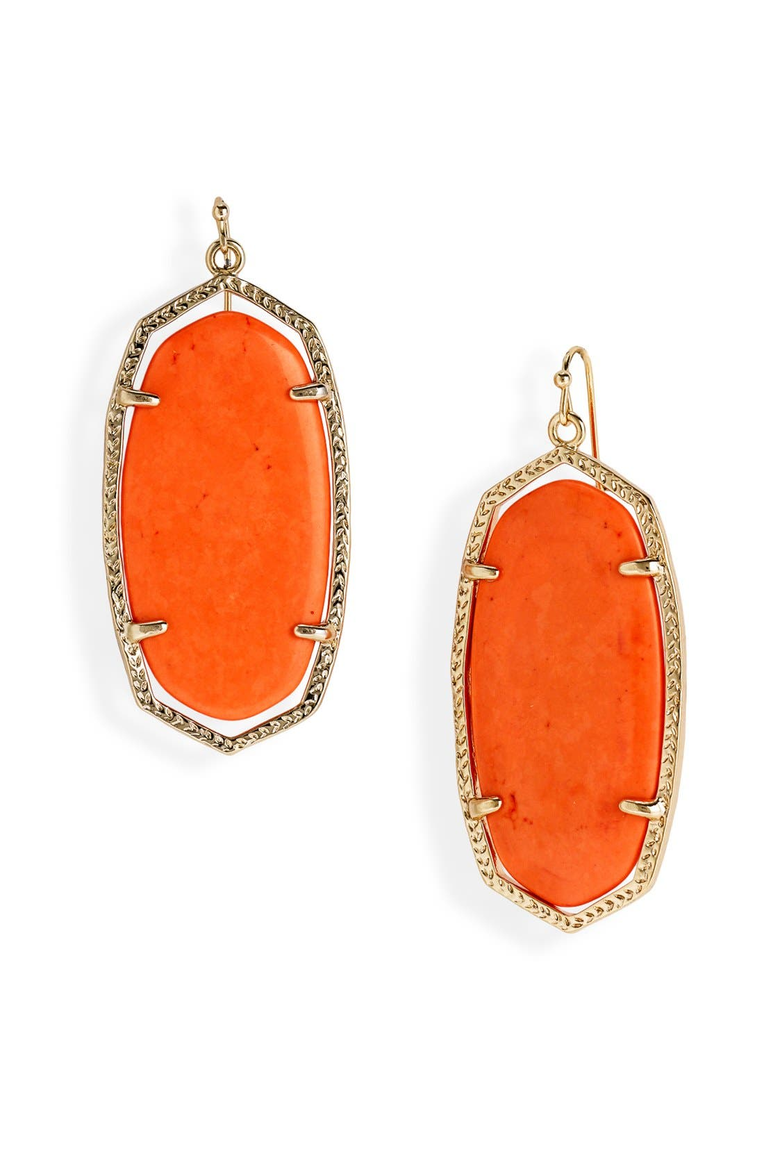 Danielle - Large Oval Statement Earrings,                             Main thumbnail 88, color,