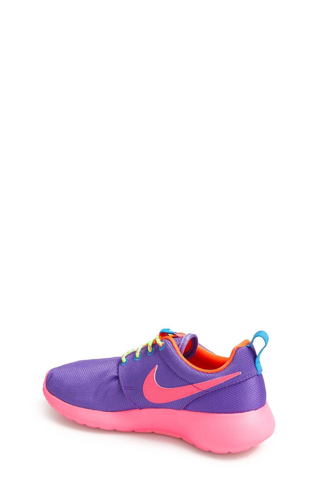 'Roshe Run' Athletic Shoe,                             Alternate thumbnail 136, color,