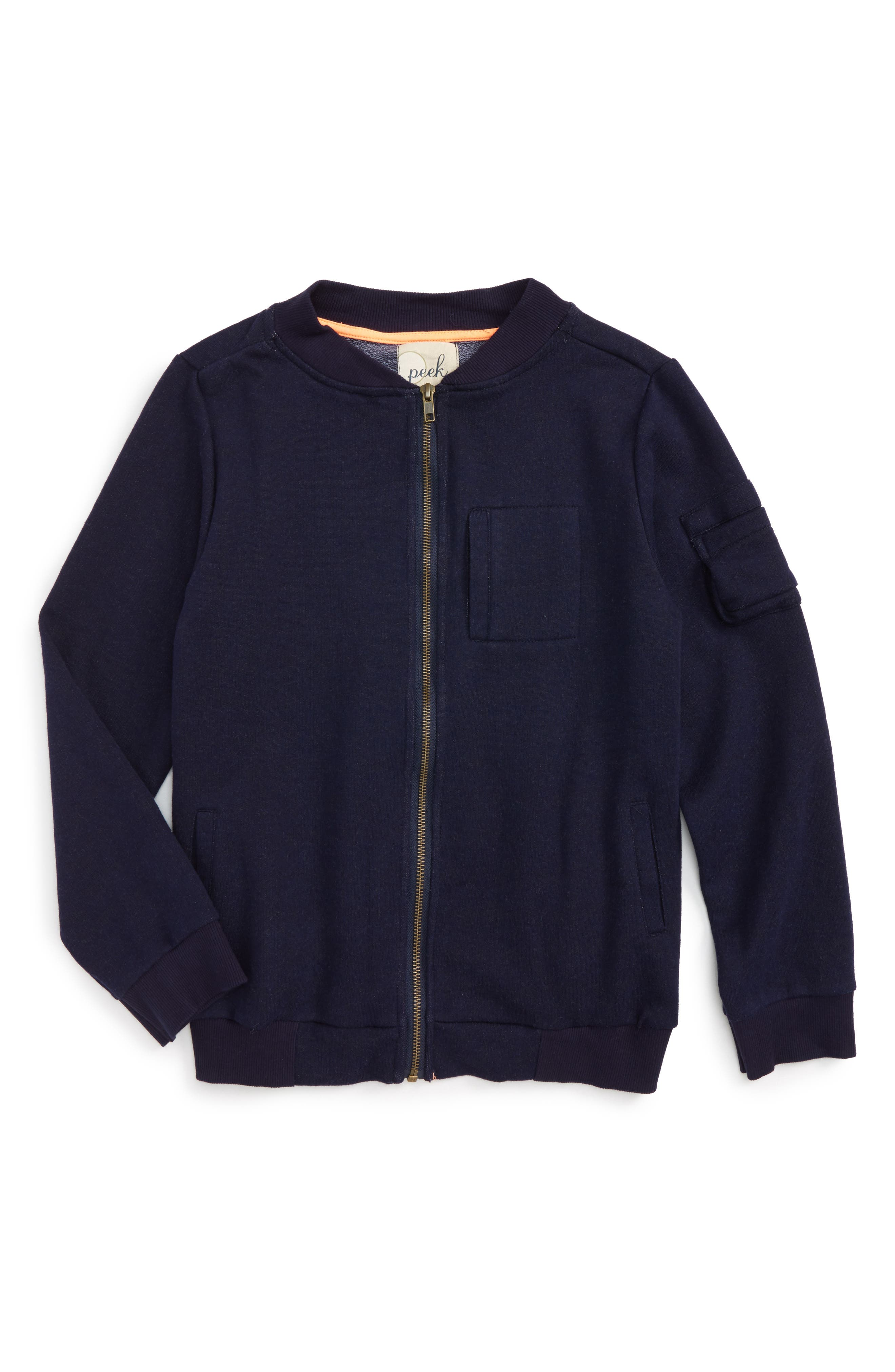 Cameron Bomber Jacket,                         Main,                         color, 402