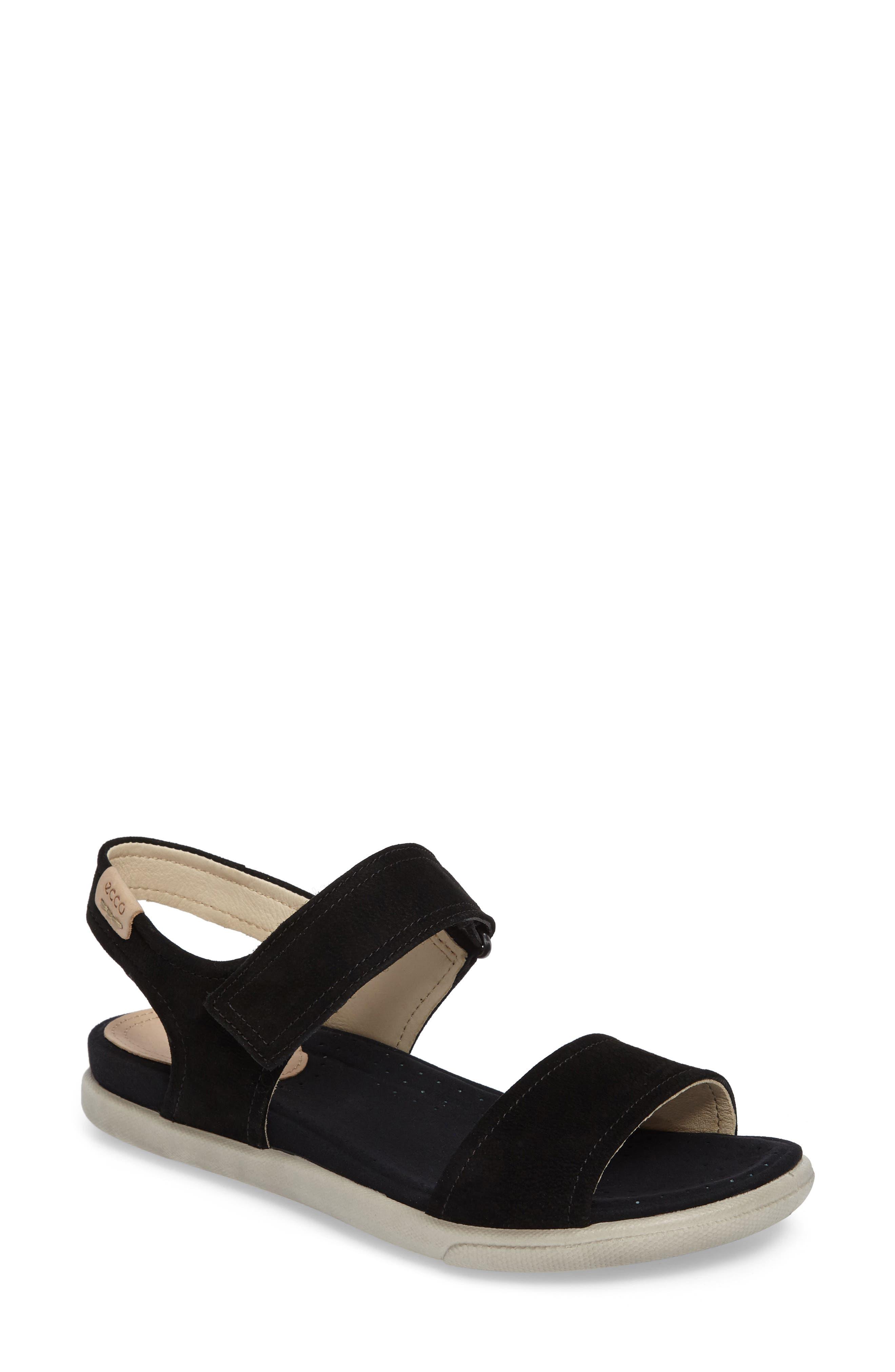 'Damara' Strap Sandal,                         Main,                         color,
