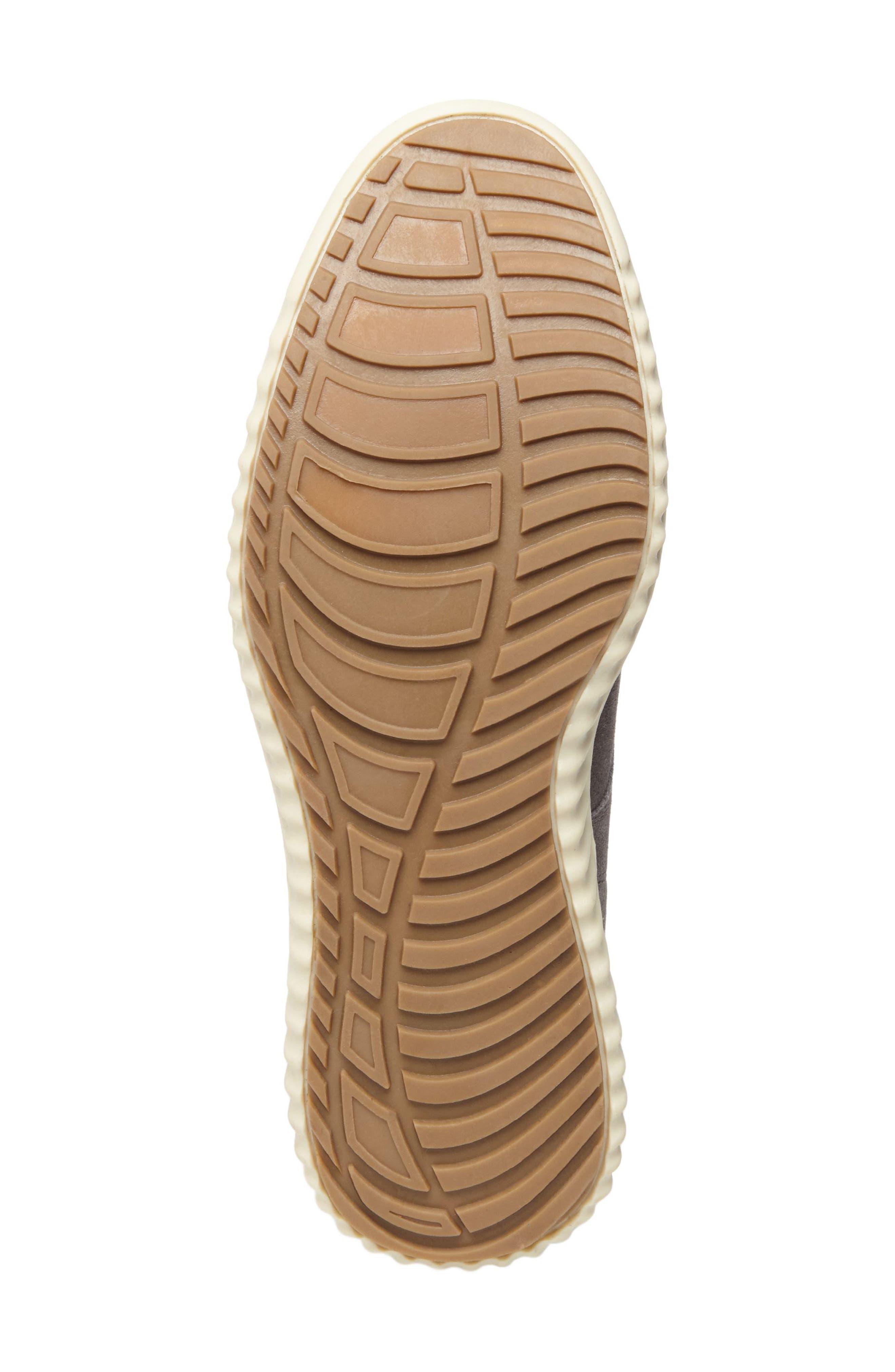 Verner Suede Plain Toe Boot,                             Alternate thumbnail 6, color,                             074