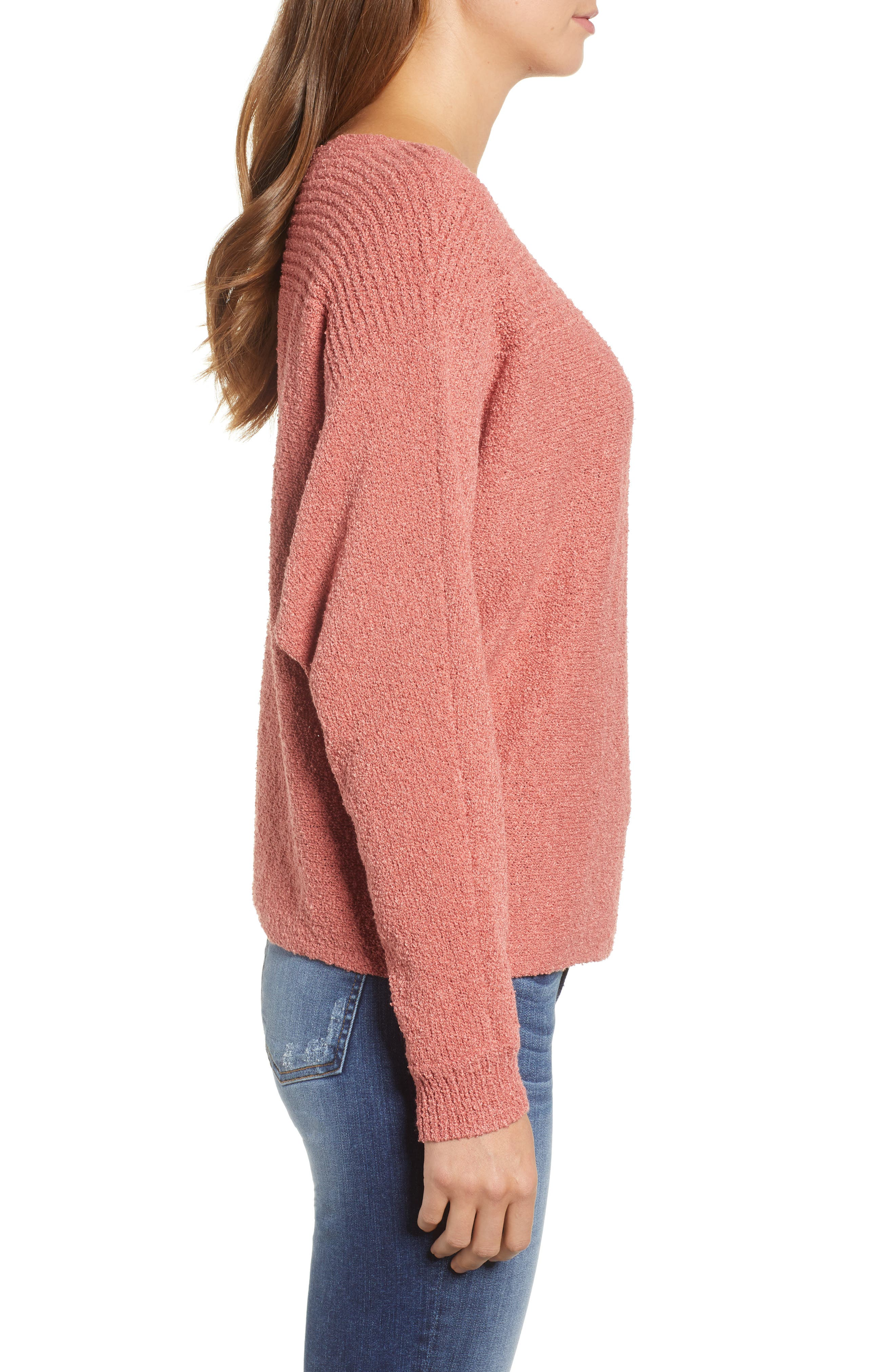 Calson<sup>®</sup> Dolman Sleeve Sweater,                             Alternate thumbnail 16, color,