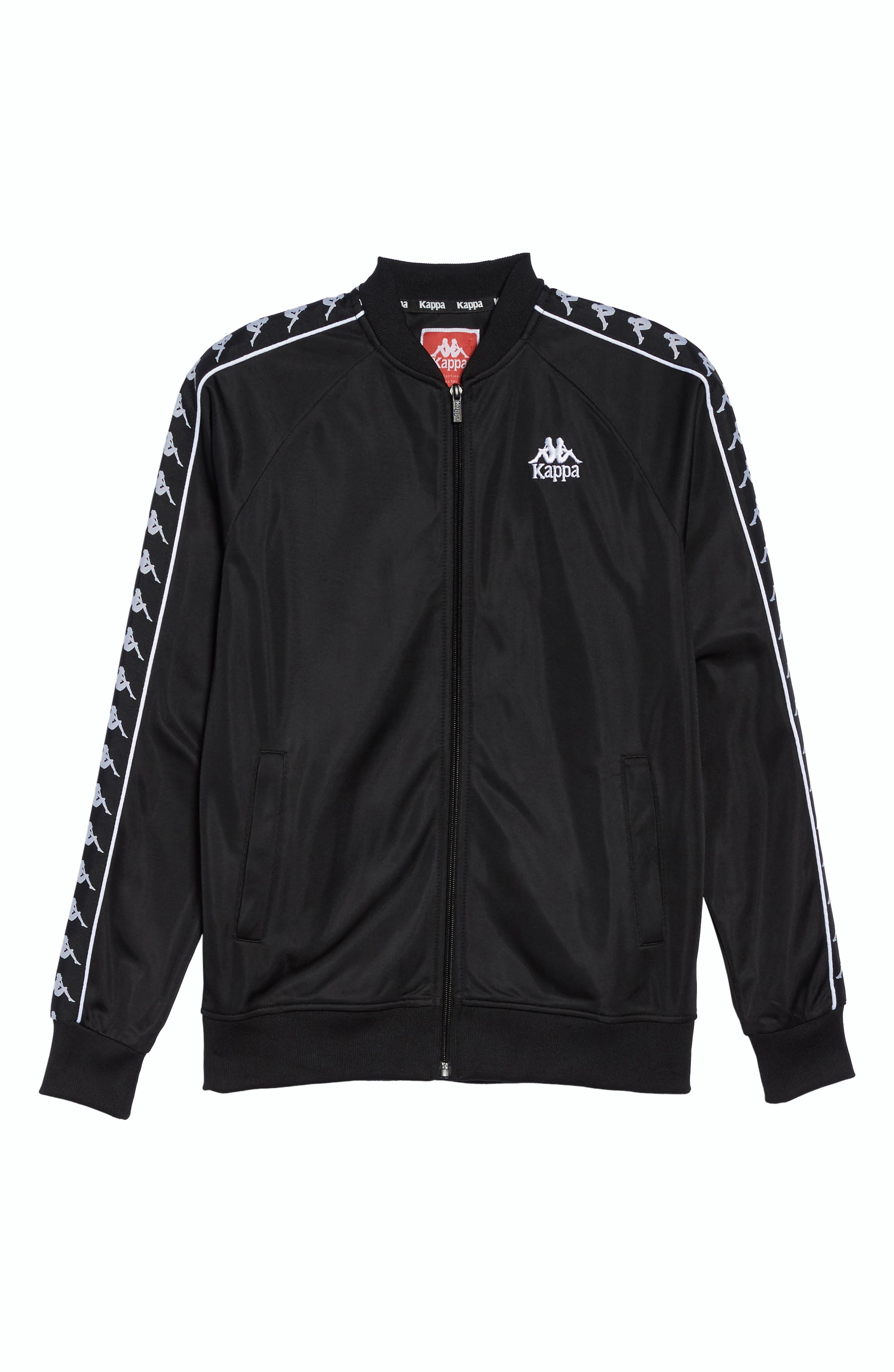 Authentic Morecambe Track Jacket,                             Alternate thumbnail 7, color,                             001
