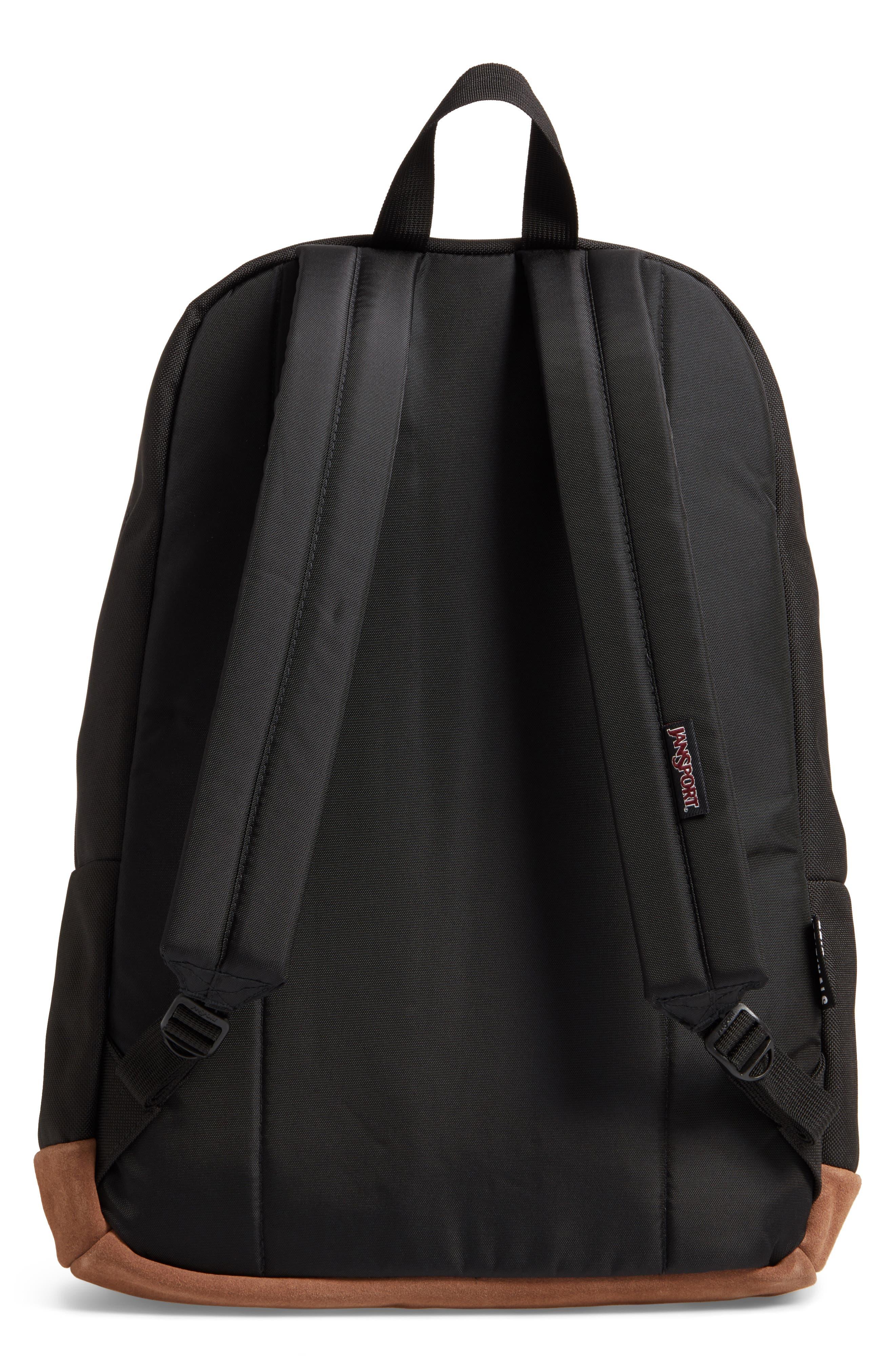 'Right Pack' Backpack,                             Alternate thumbnail 3, color,                             BLACK