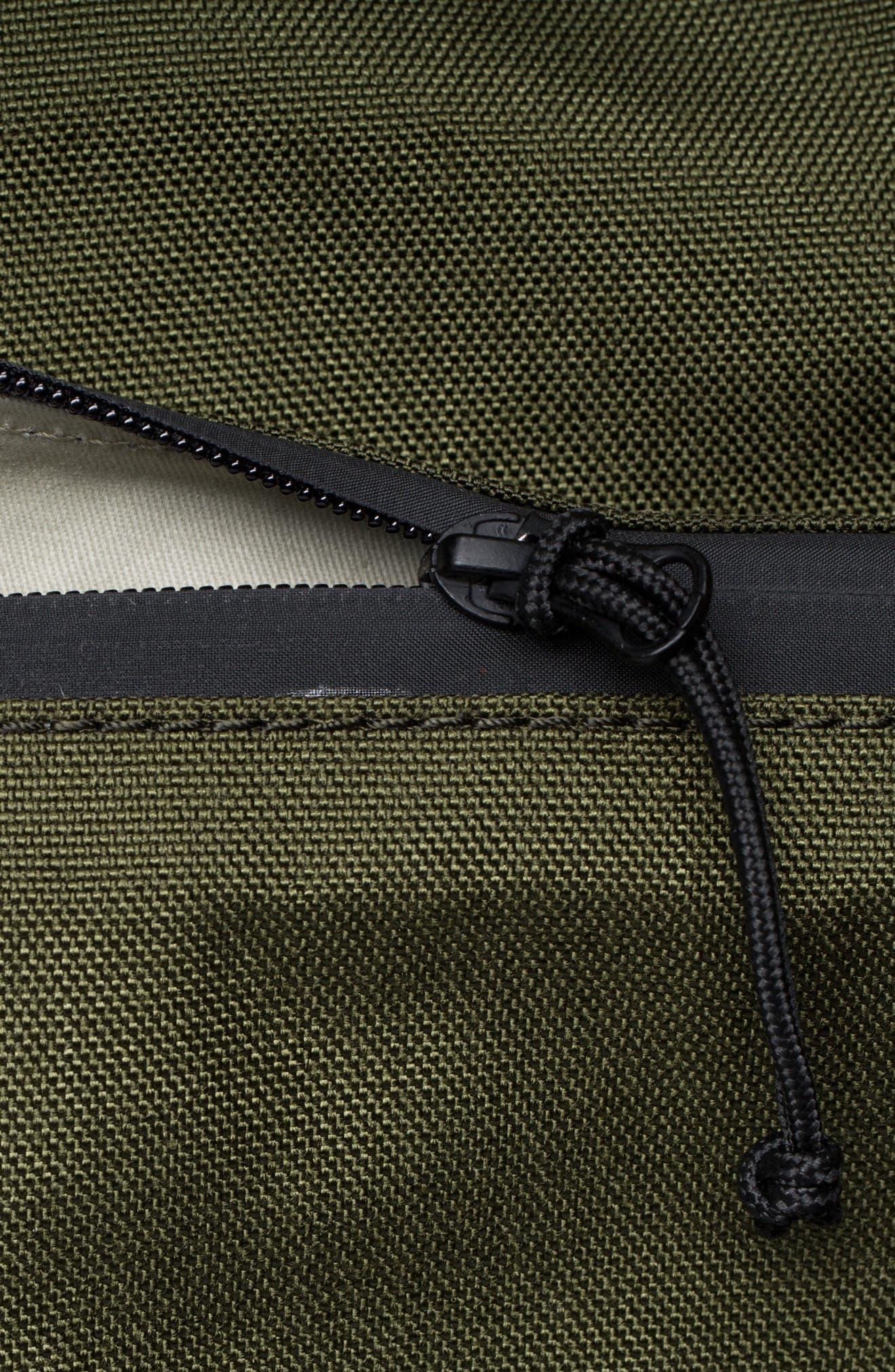 SWS 50L Roll Top Duffel Bag,                             Alternate thumbnail 7, color,                             OLIVE