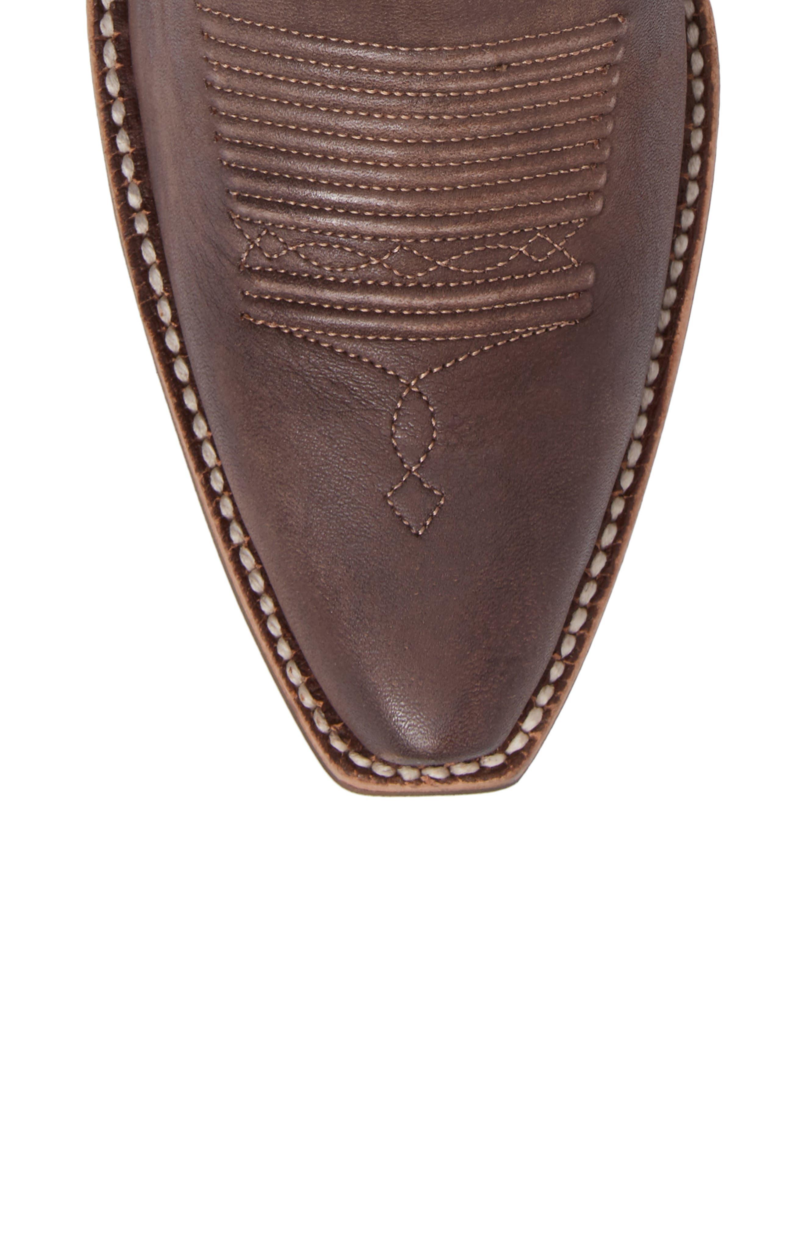 Heritage Southwestern X-Toe Boot,                             Alternate thumbnail 5, color,                             200