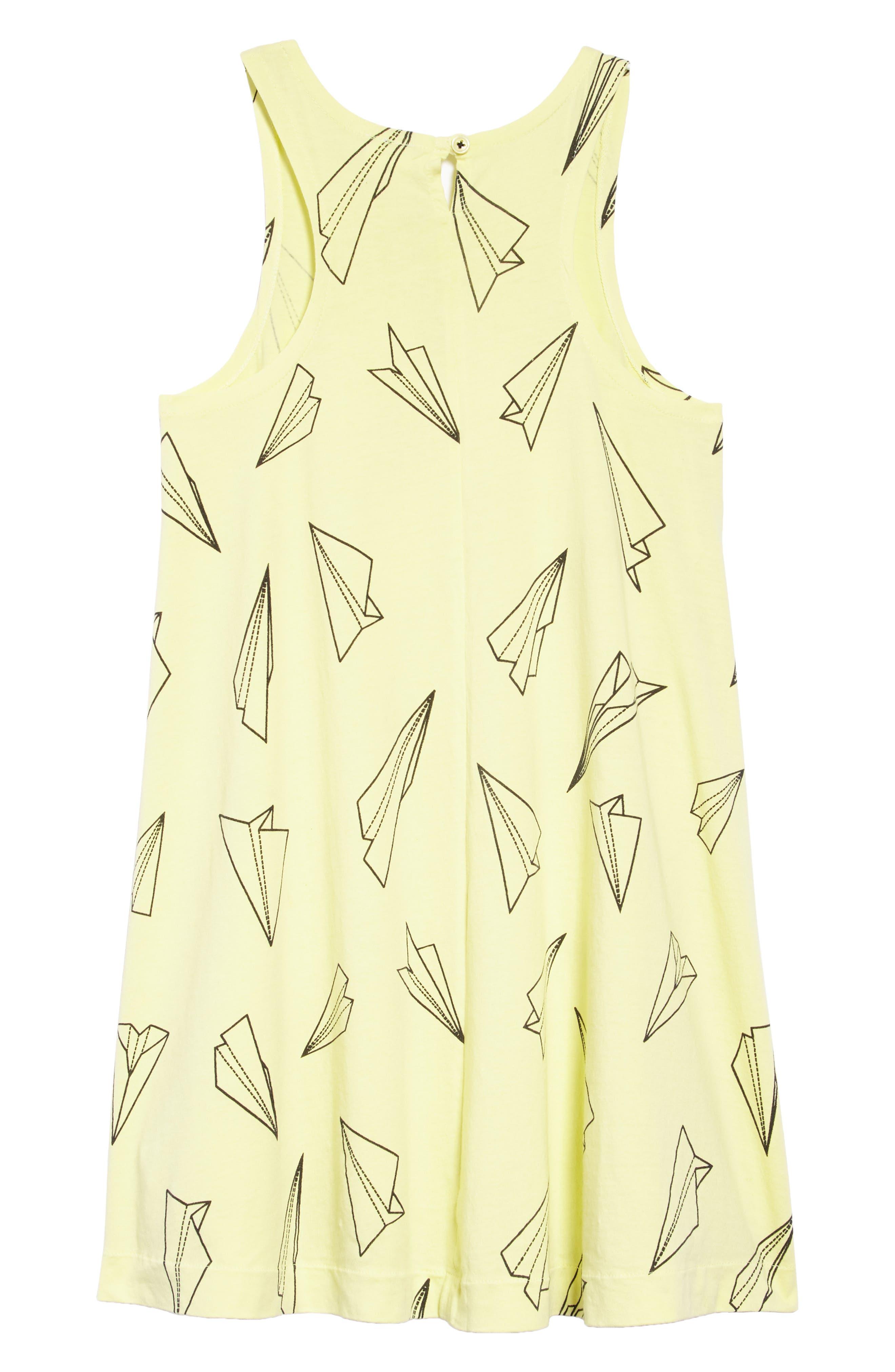 Print Swoop Dress,                             Alternate thumbnail 2, color,                             330