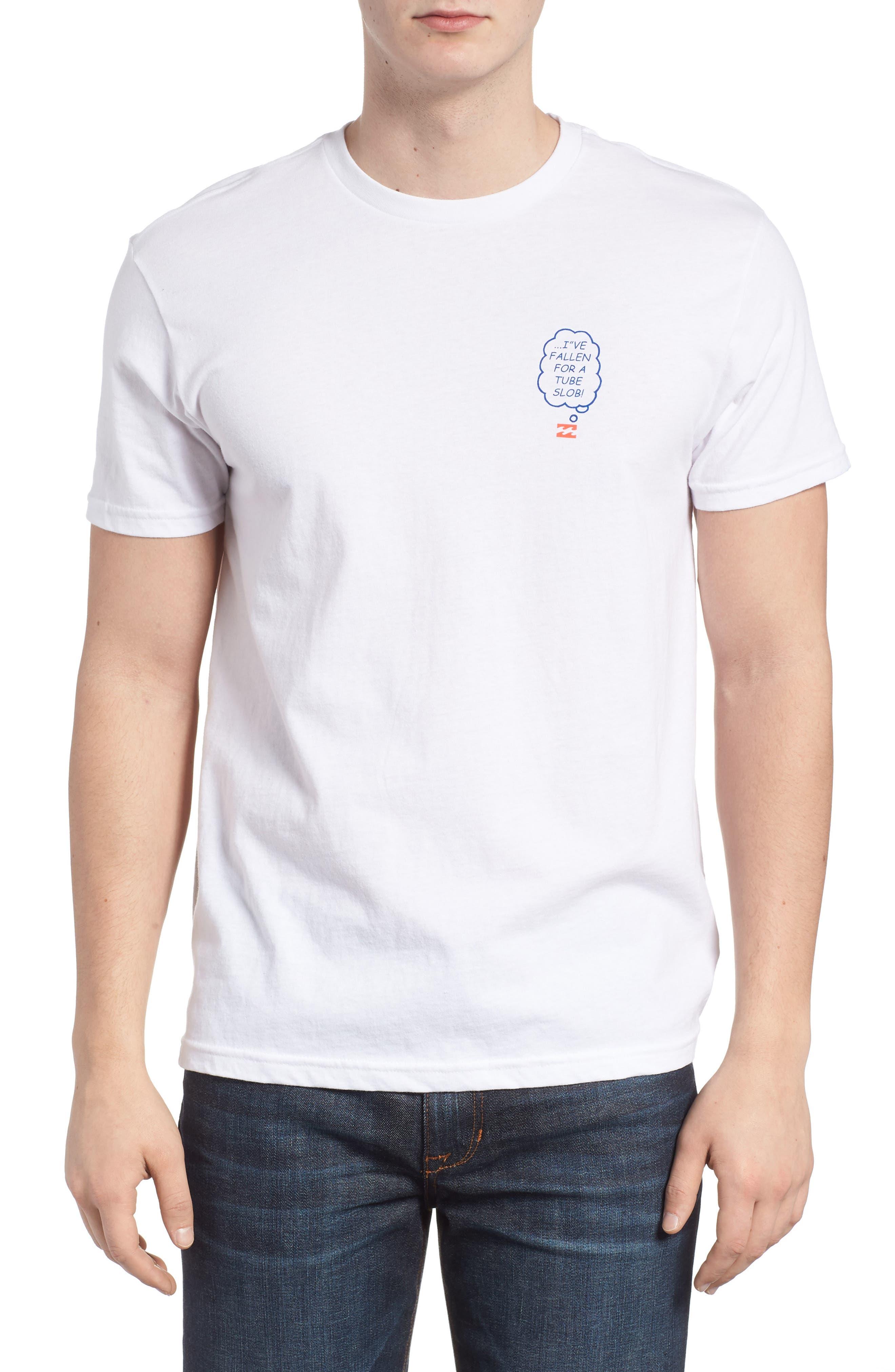 Tube Slob Graphic T-Shirt,                             Main thumbnail 1, color,