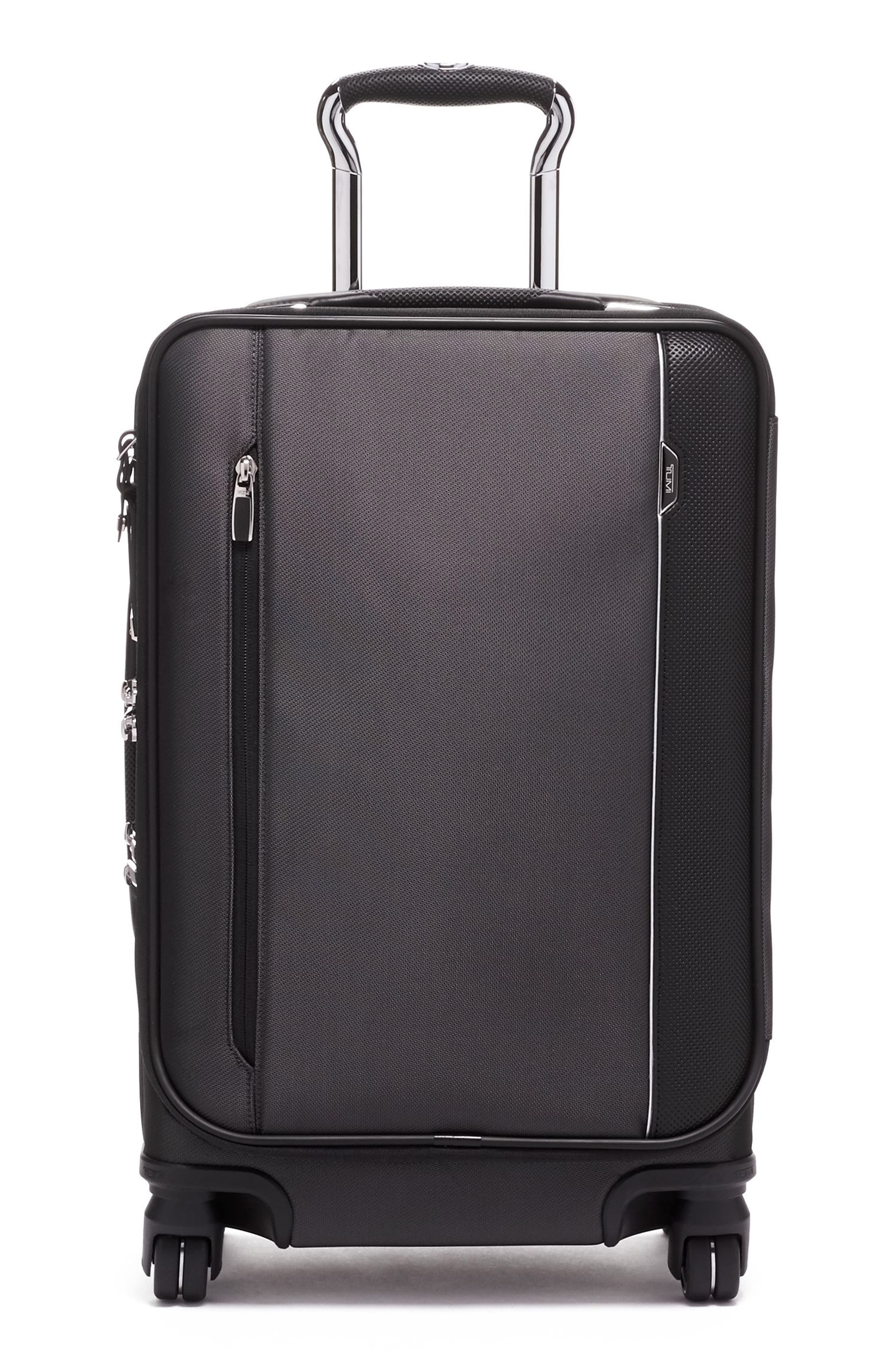 Arrivé 22-Inch International Rolling Carry-On, Main, color, PEWTER