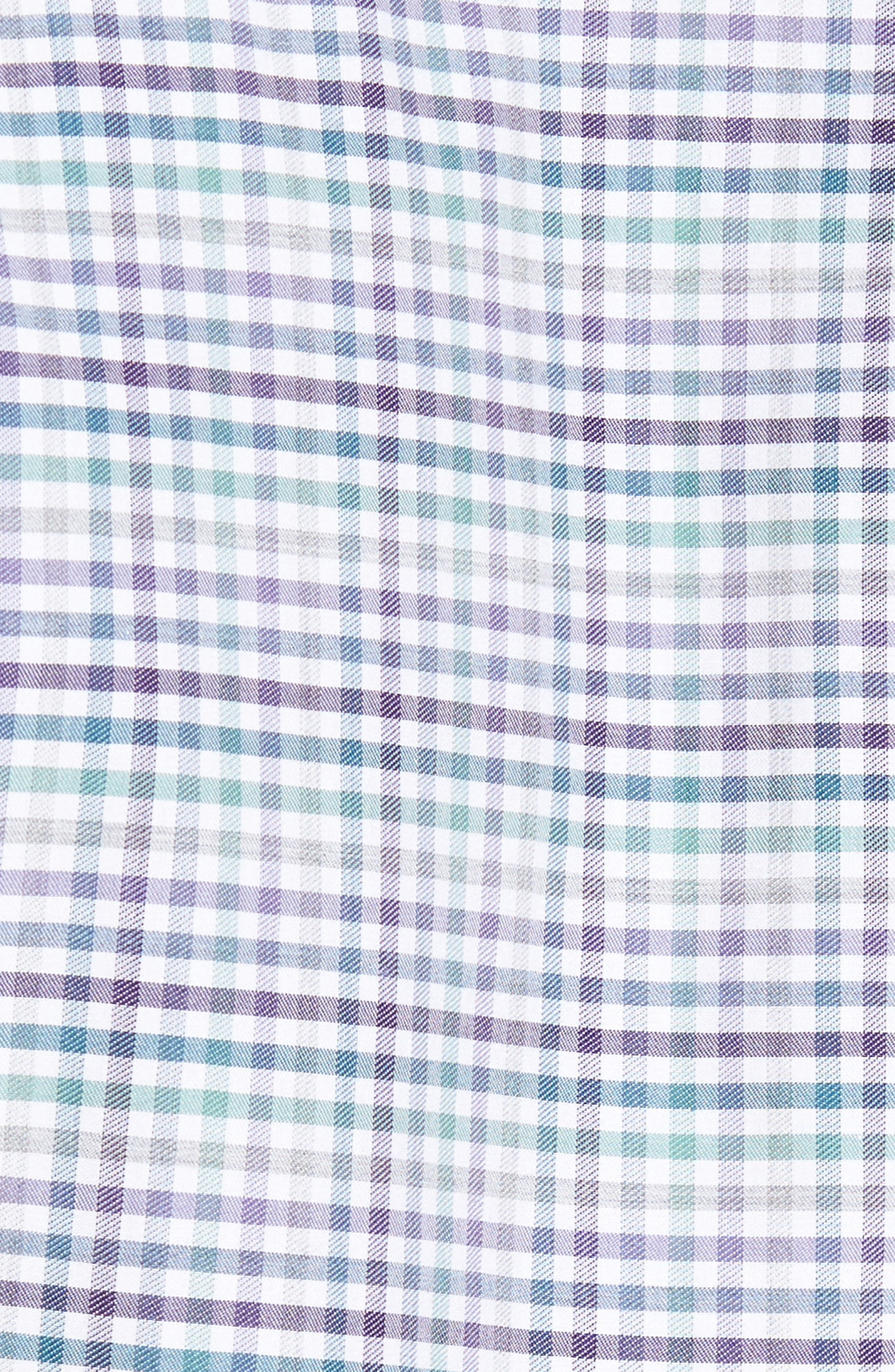 Woodlaw Original Fit Check Sport Shirt,                             Alternate thumbnail 10, color,