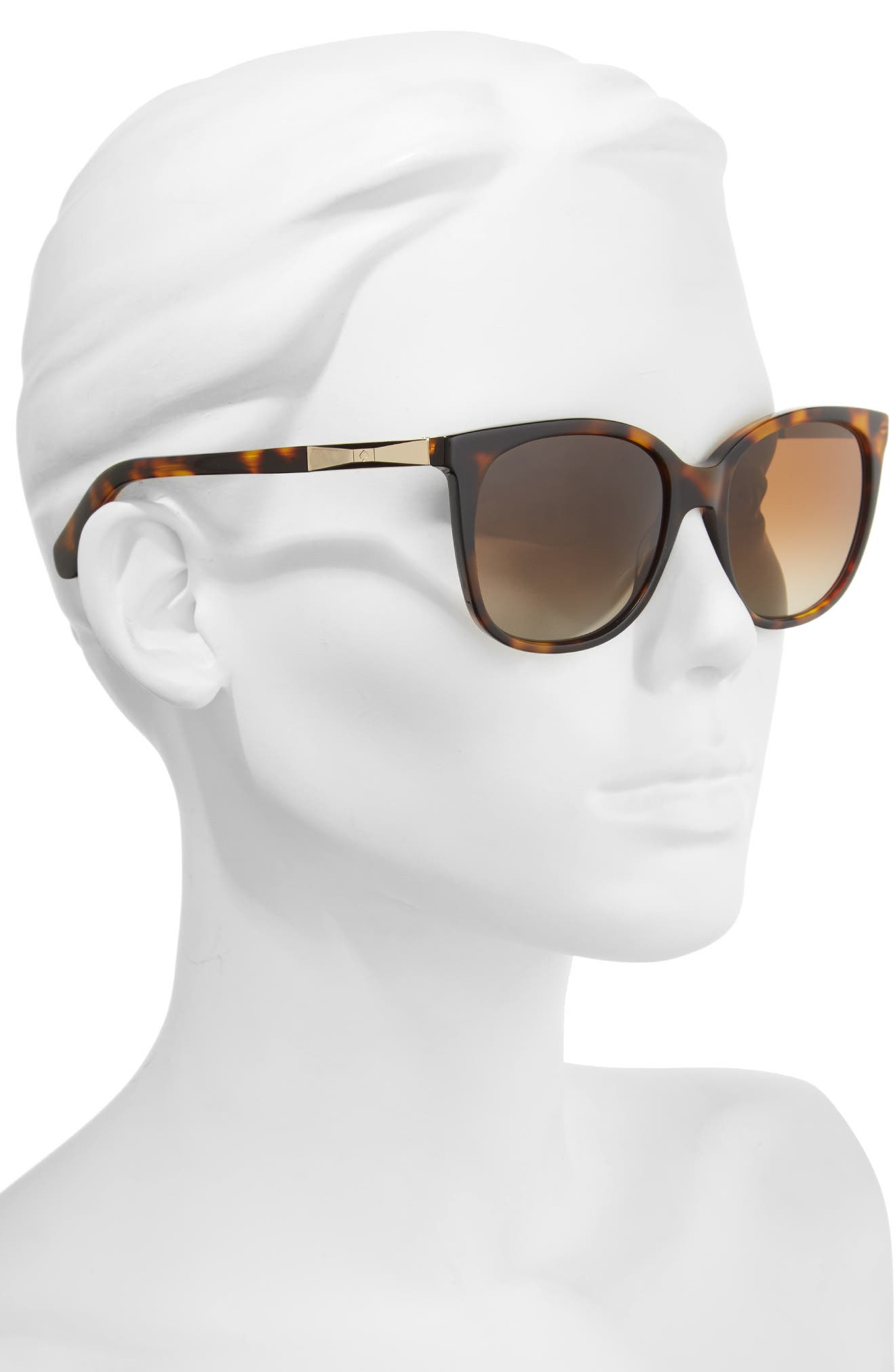 julieanna 54mm polarized sunglasses,                             Alternate thumbnail 6, color,