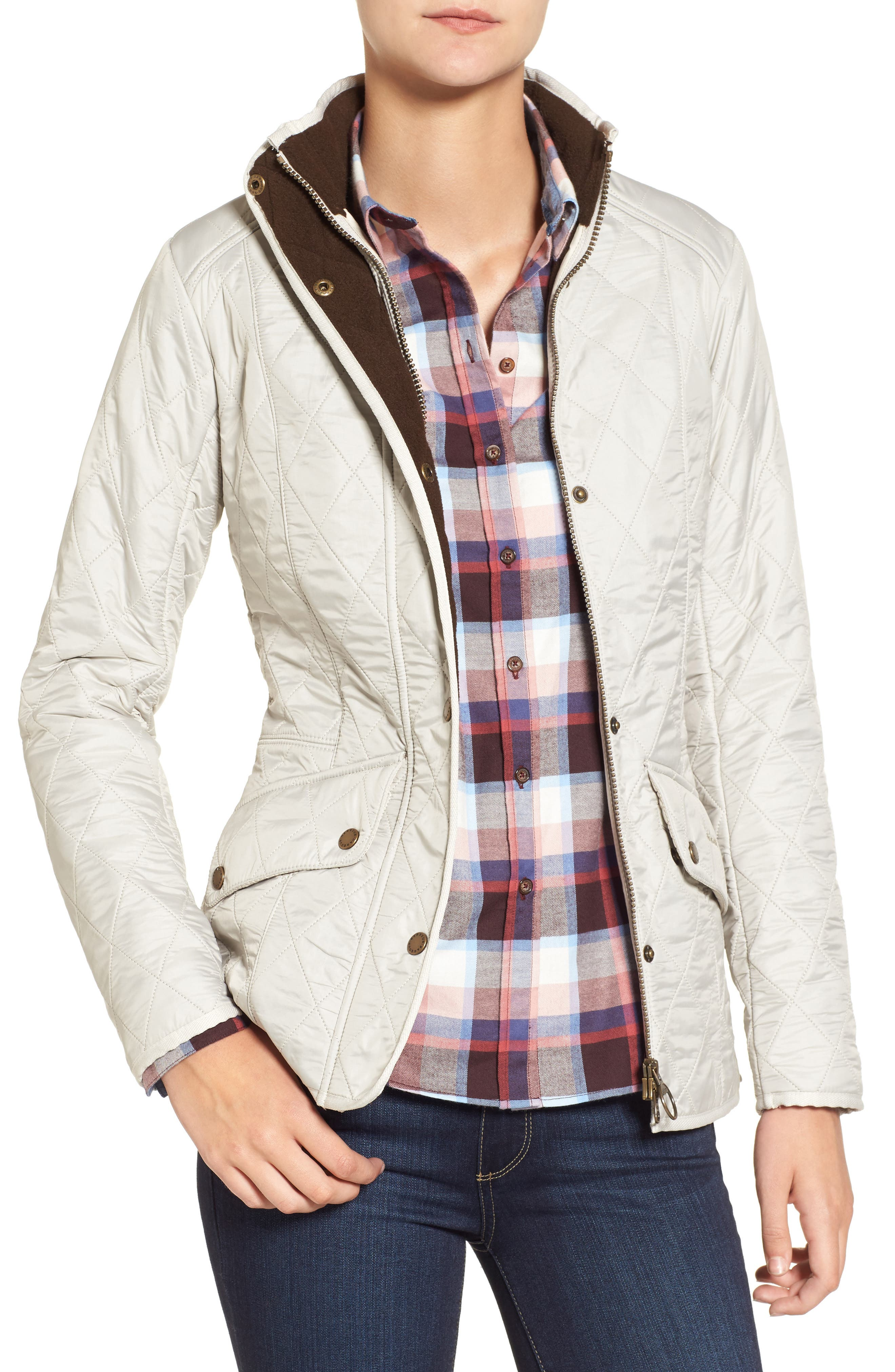 'Cavalry' Quilted Jacket,                             Main thumbnail 2, color,