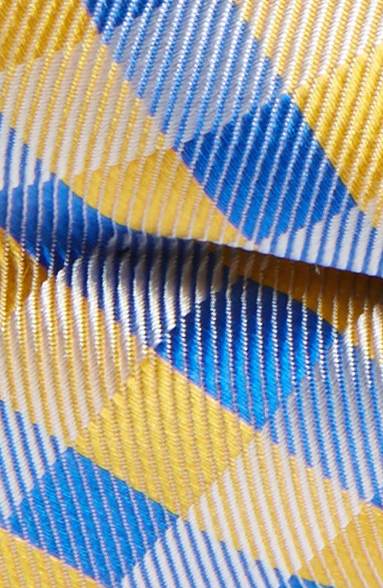 Plaid Silk Bow Tie,                             Alternate thumbnail 12, color,