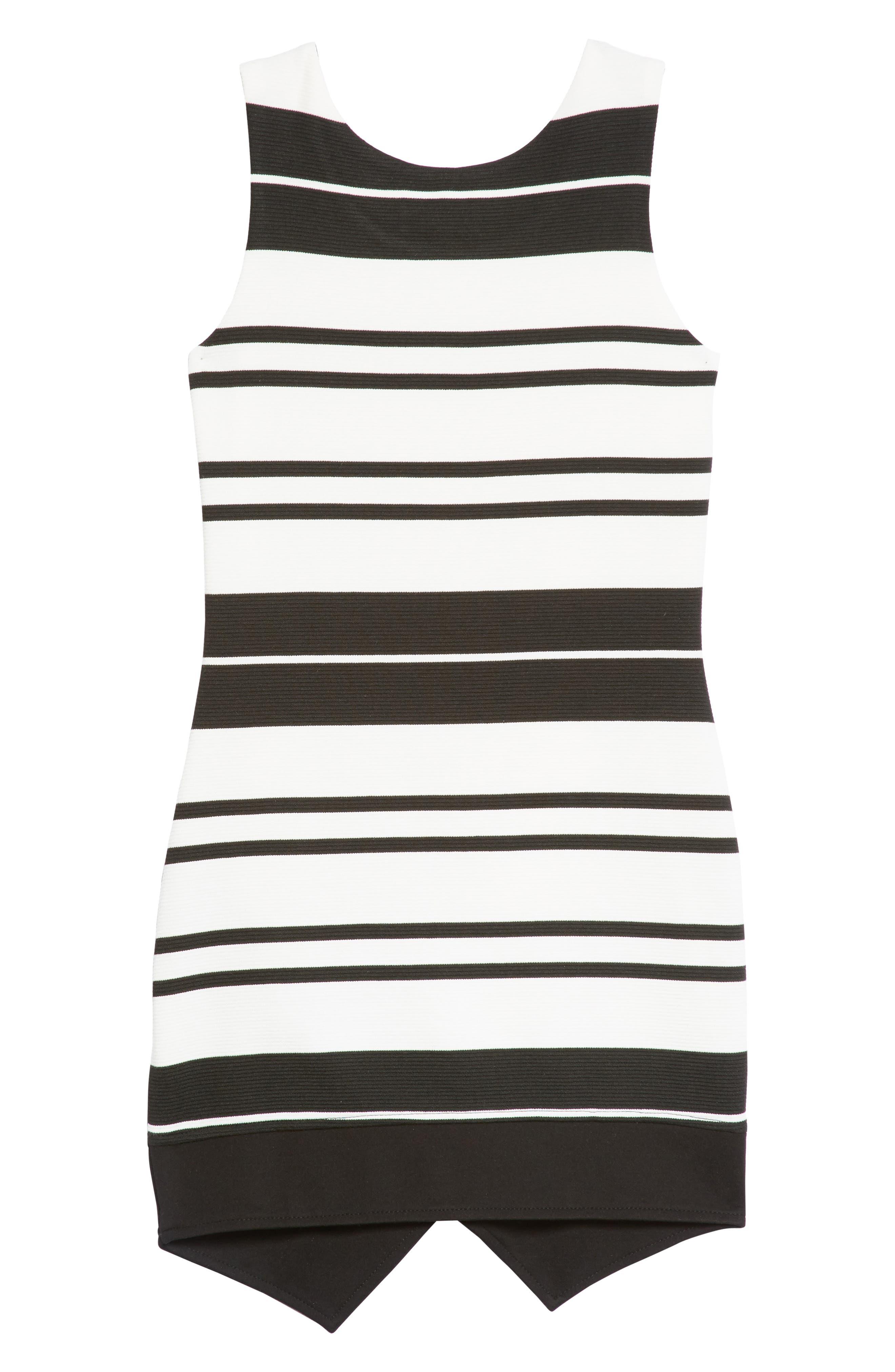 Novelty Texture Knit Dress,                             Alternate thumbnail 2, color,                             100