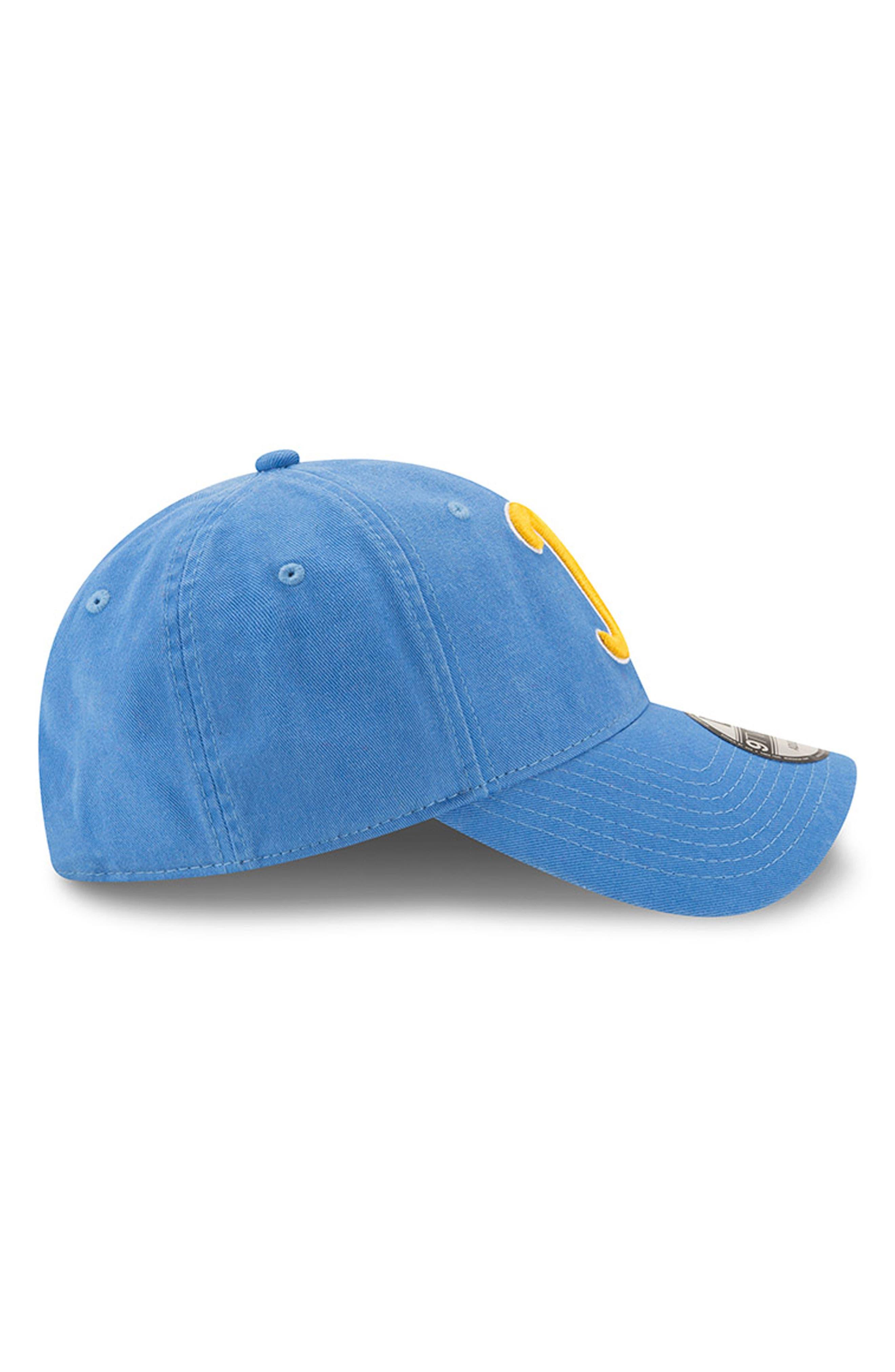 New Era Collegiate Core Classic - UCLA Bruins Baseball Cap,                             Alternate thumbnail 4, color,                             420