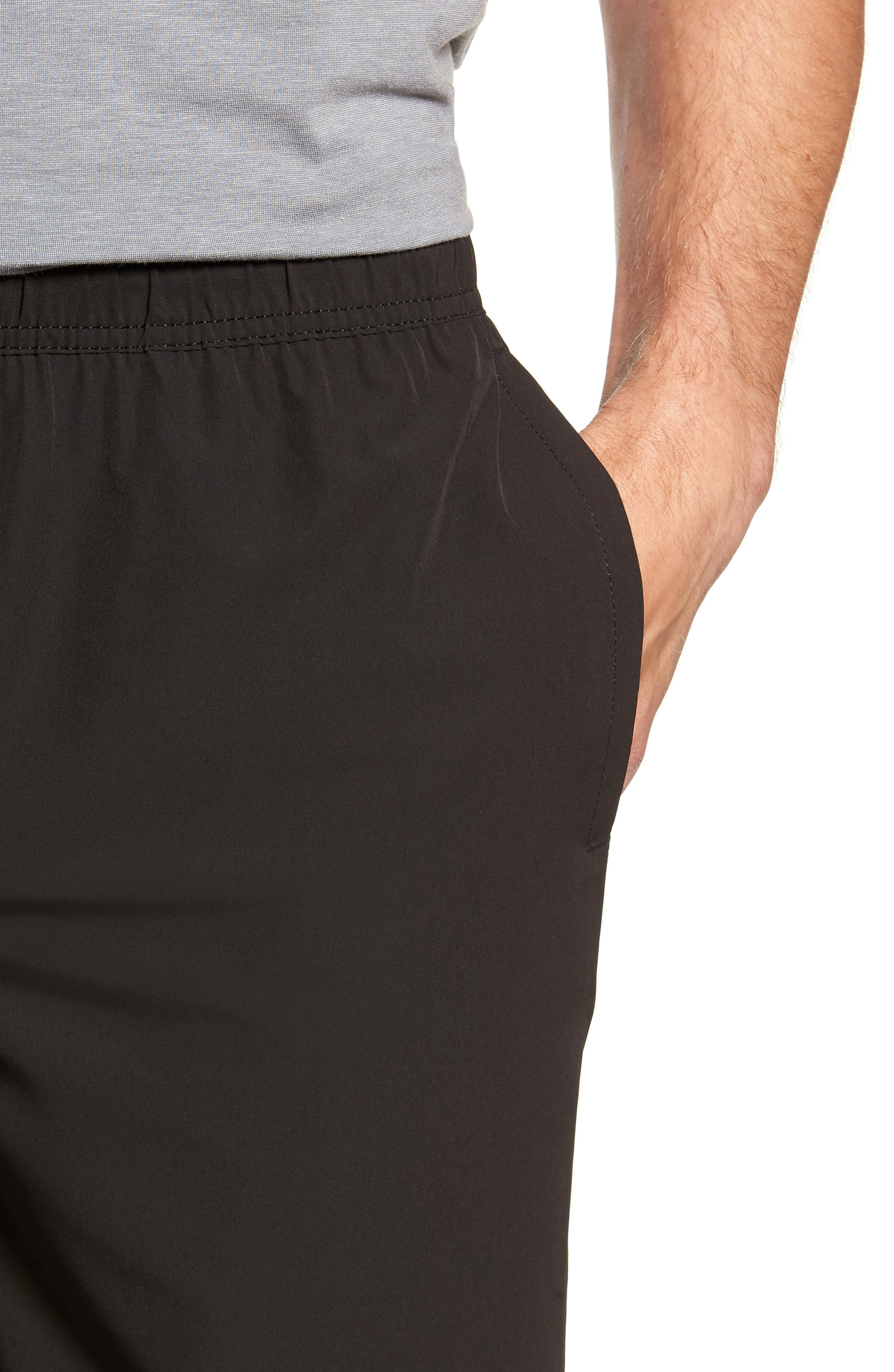 Deering Shorts,                             Alternate thumbnail 4, color,                             BLACK
