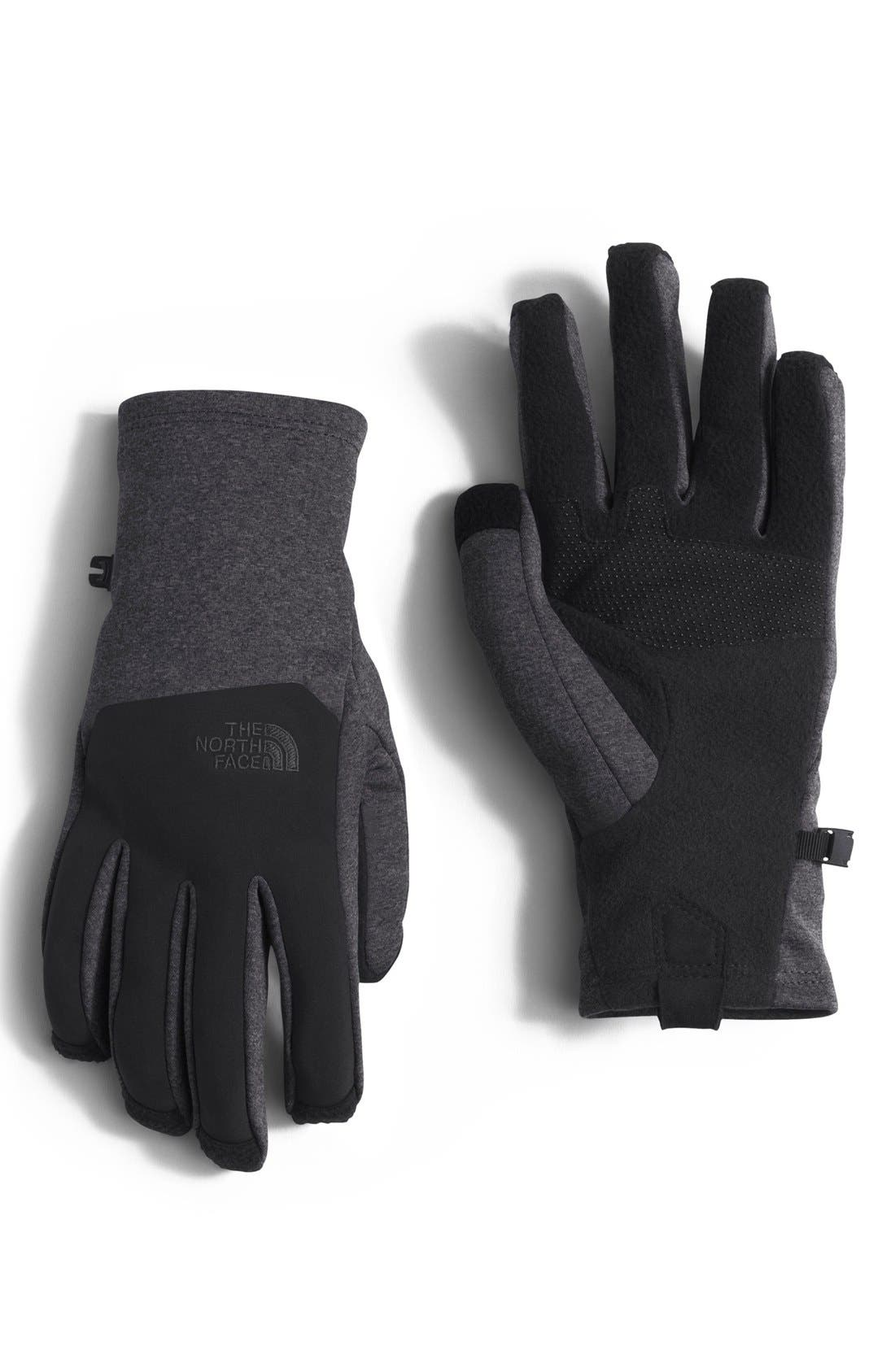 'Canyonwall' Etip Gloves,                             Main thumbnail 3, color,