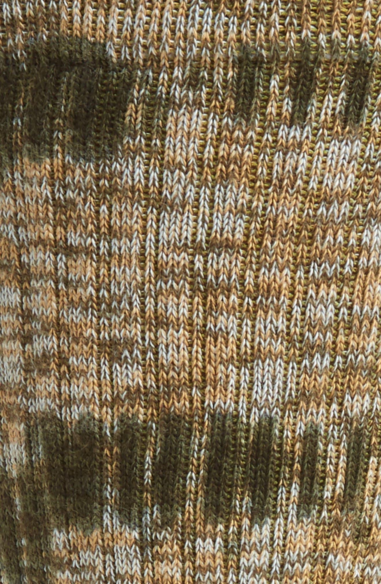 Avi Socks,                             Alternate thumbnail 2, color,                             GREEN
