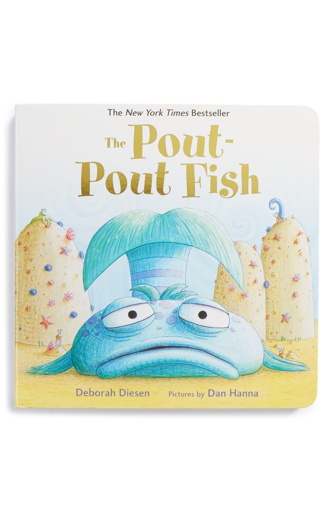 MACMILLAN The Pout-Pout Fish' Board Book, Main, color, 000