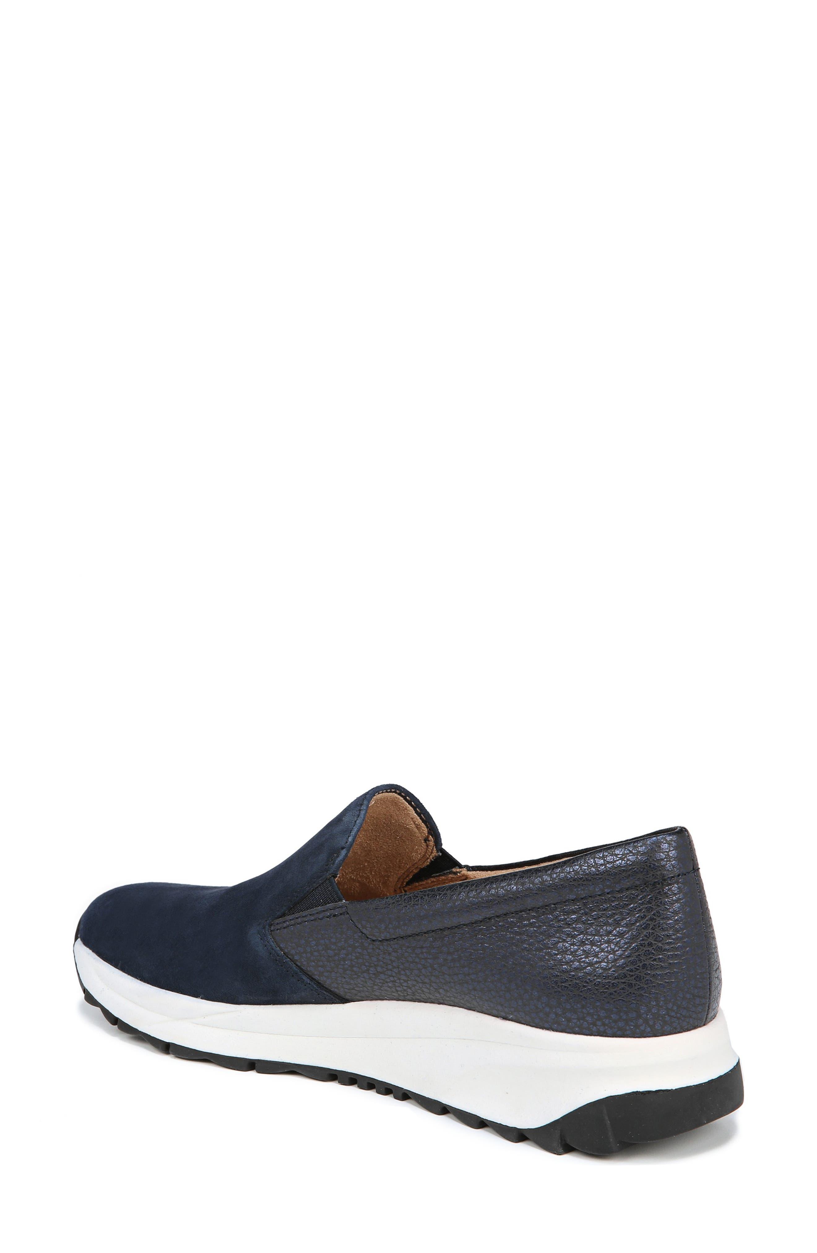 Selah Slip-On Sneaker,                             Alternate thumbnail 2, color,                             INKY NAVY SUEDE
