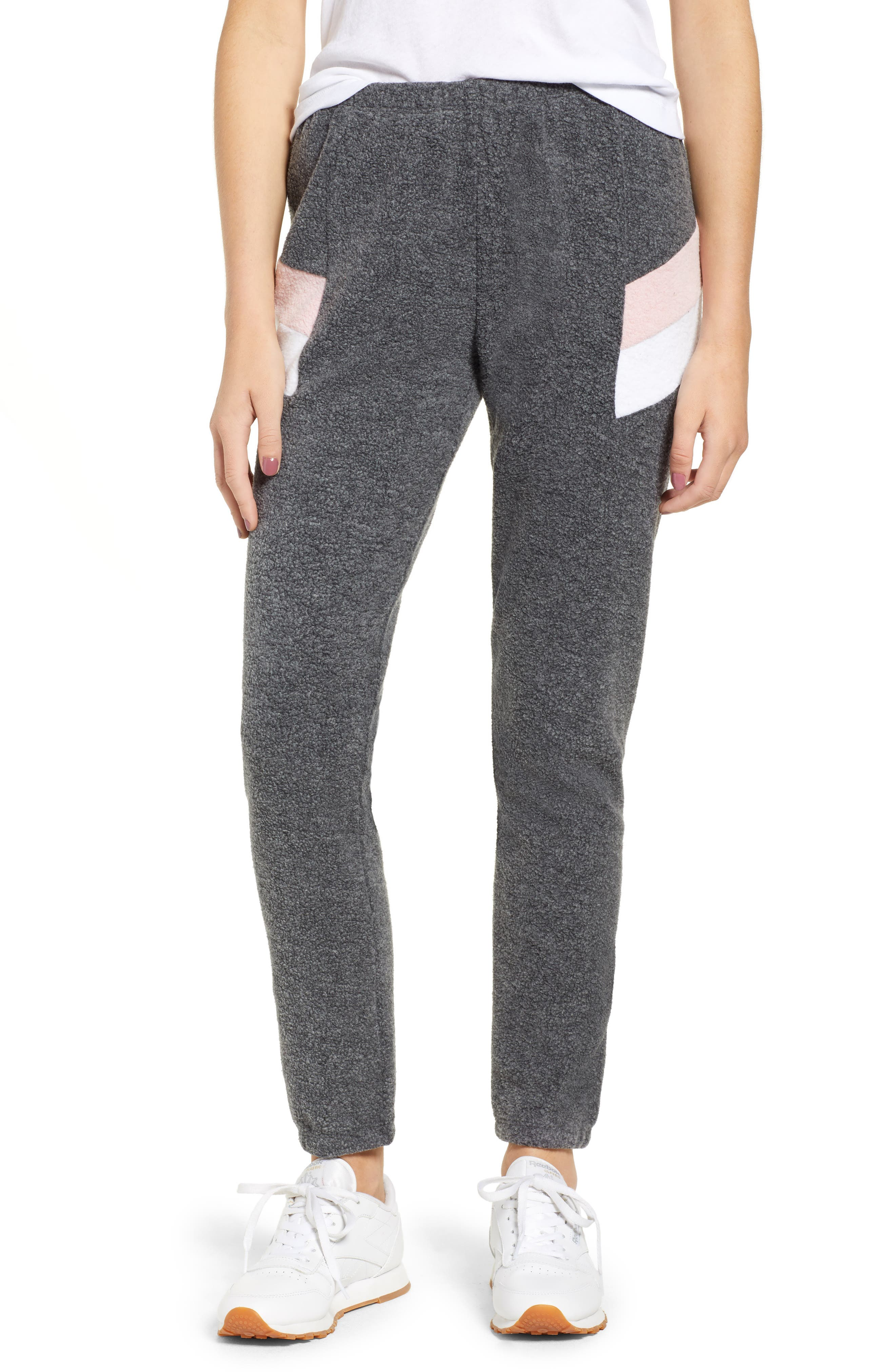 Knox Sweatpants,                         Main,                         color, CLEAN BLACK