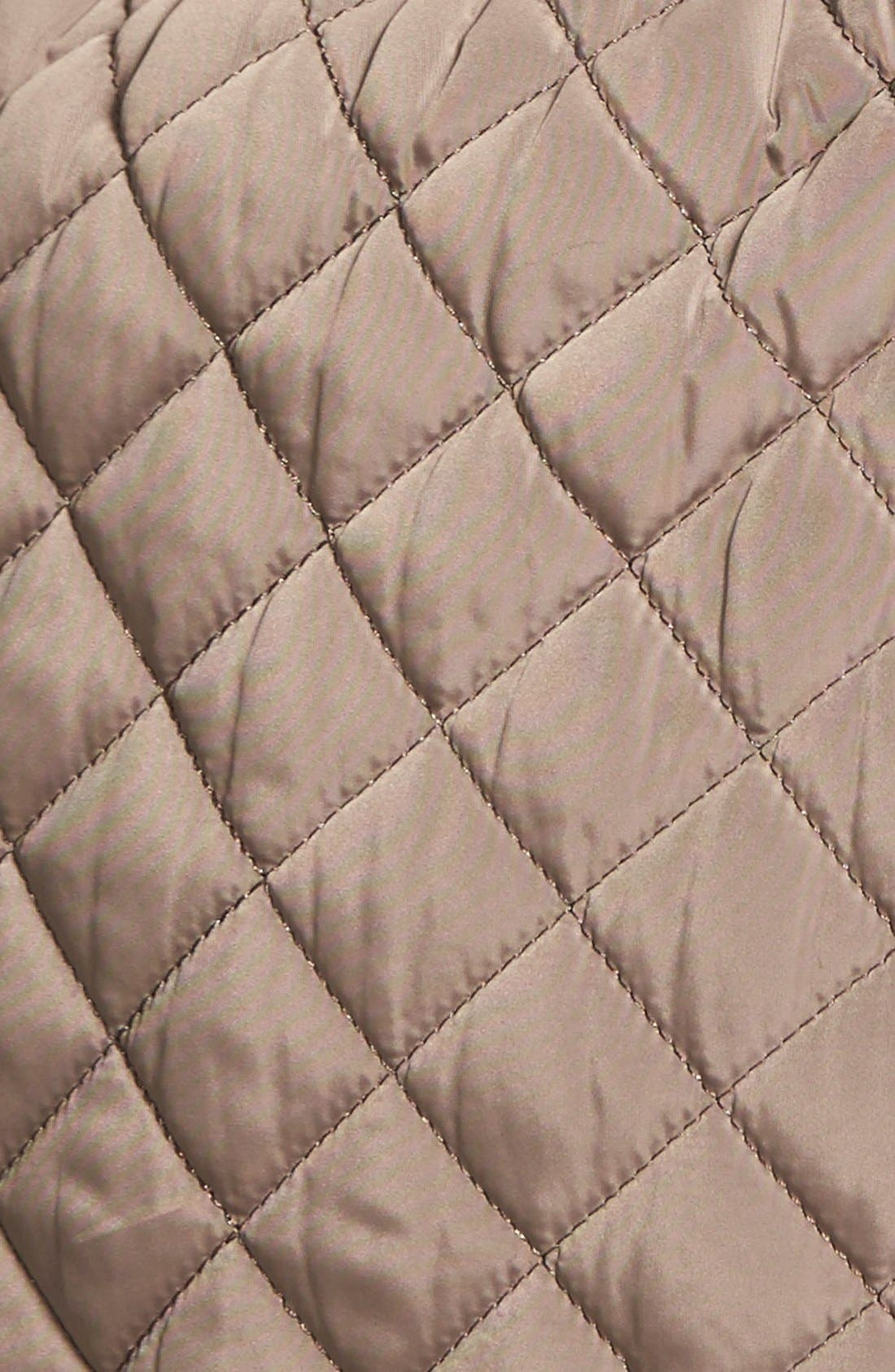 Hooded Quilted Jacket,                             Alternate thumbnail 11, color,
