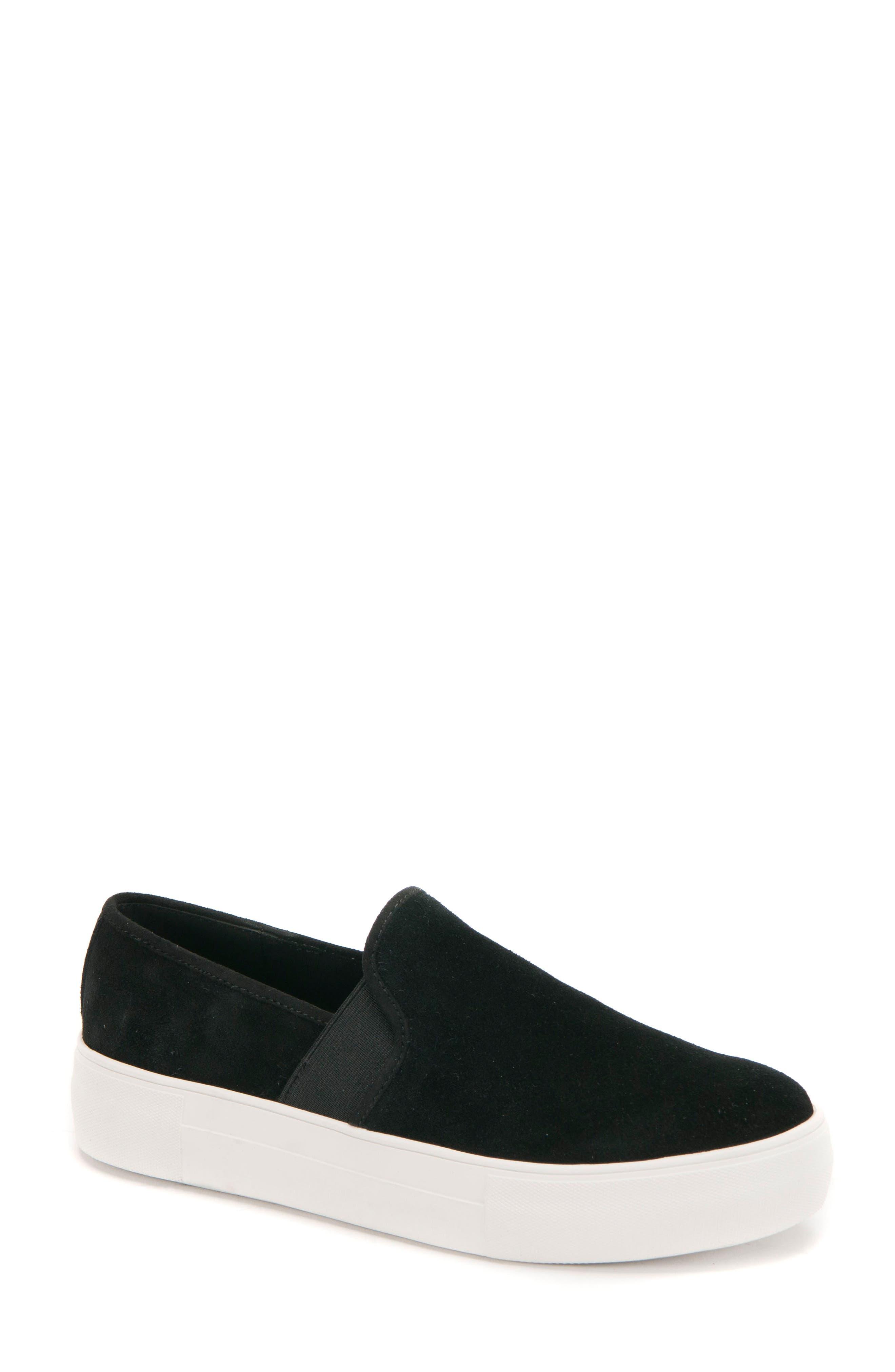 Blondo Glance Waterproof Sneaker, Black
